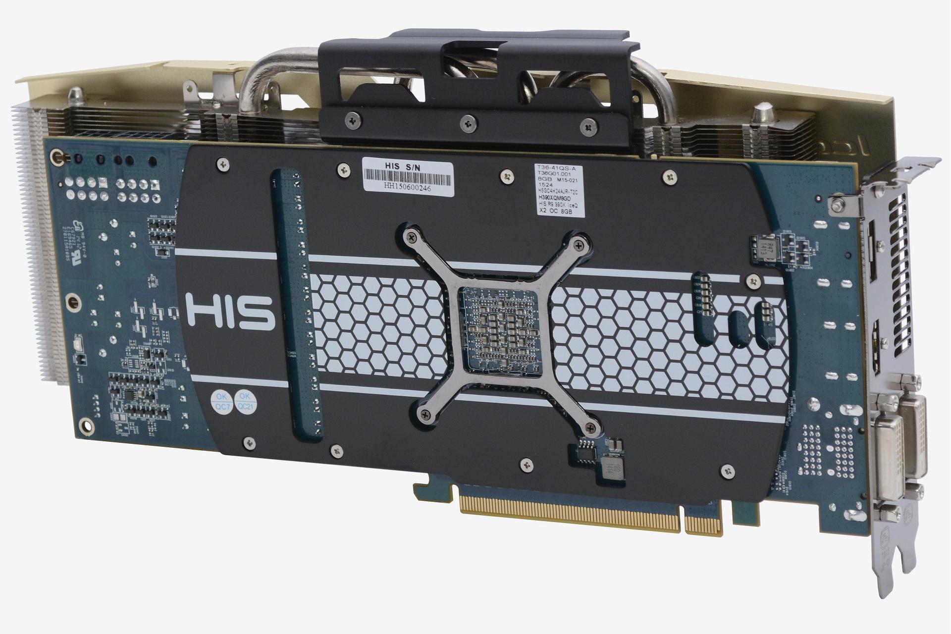 HIS IceQ X² OC Radeon R9 390X, R9 390 & R9 380 Review - TechSpot