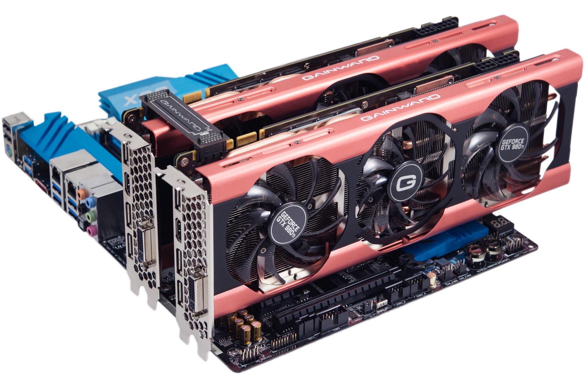 Geforce Gtx 980 Ti Sli Vs Radeon R9 Fury X Crossfire