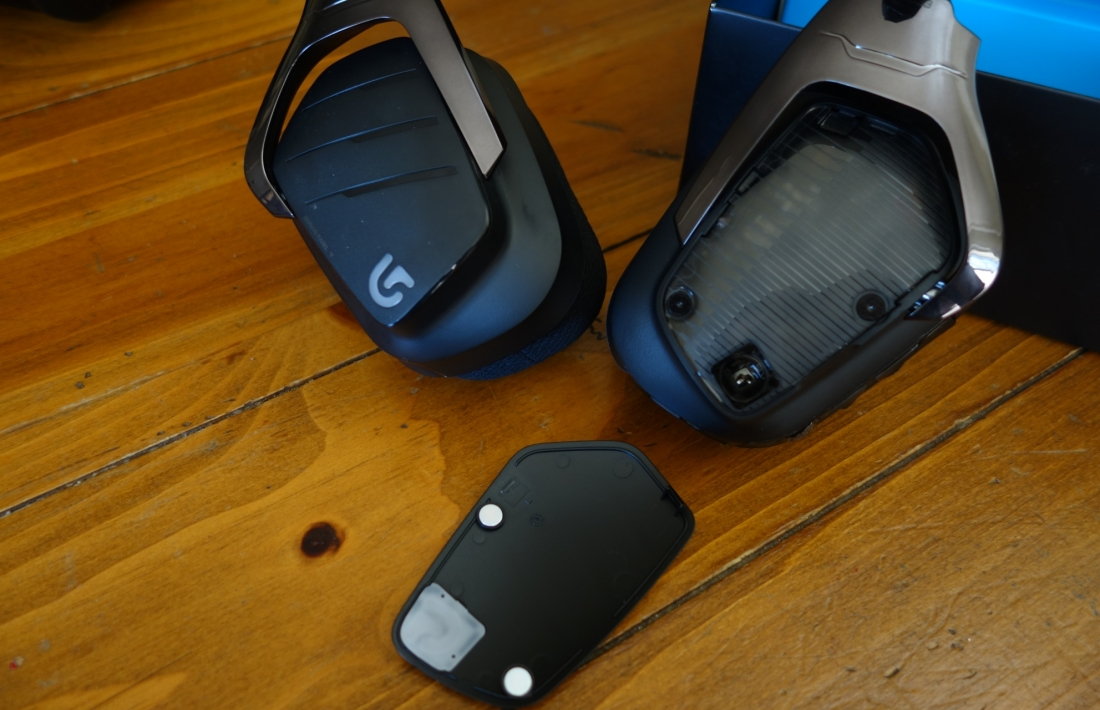 how to use the logitech g933