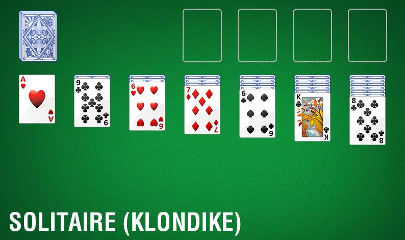 the story of solitaire one of the world 39 s biggest video games techspot. Black Bedroom Furniture Sets. Home Design Ideas