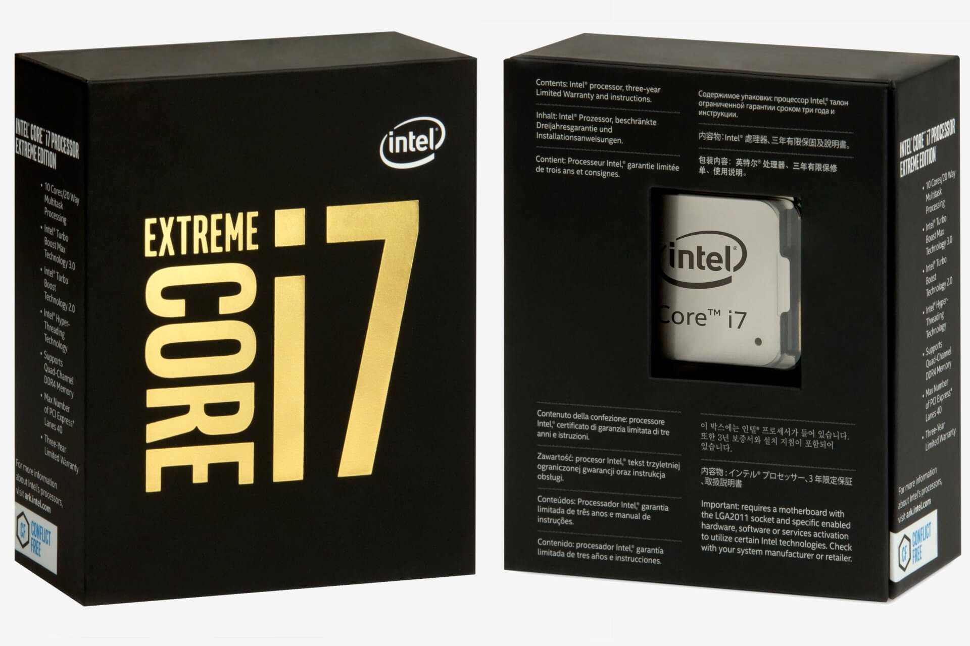 Intel Core i7-6950X Broadwell-E Review - The First 10-core Desktop CPU - TechSpot
