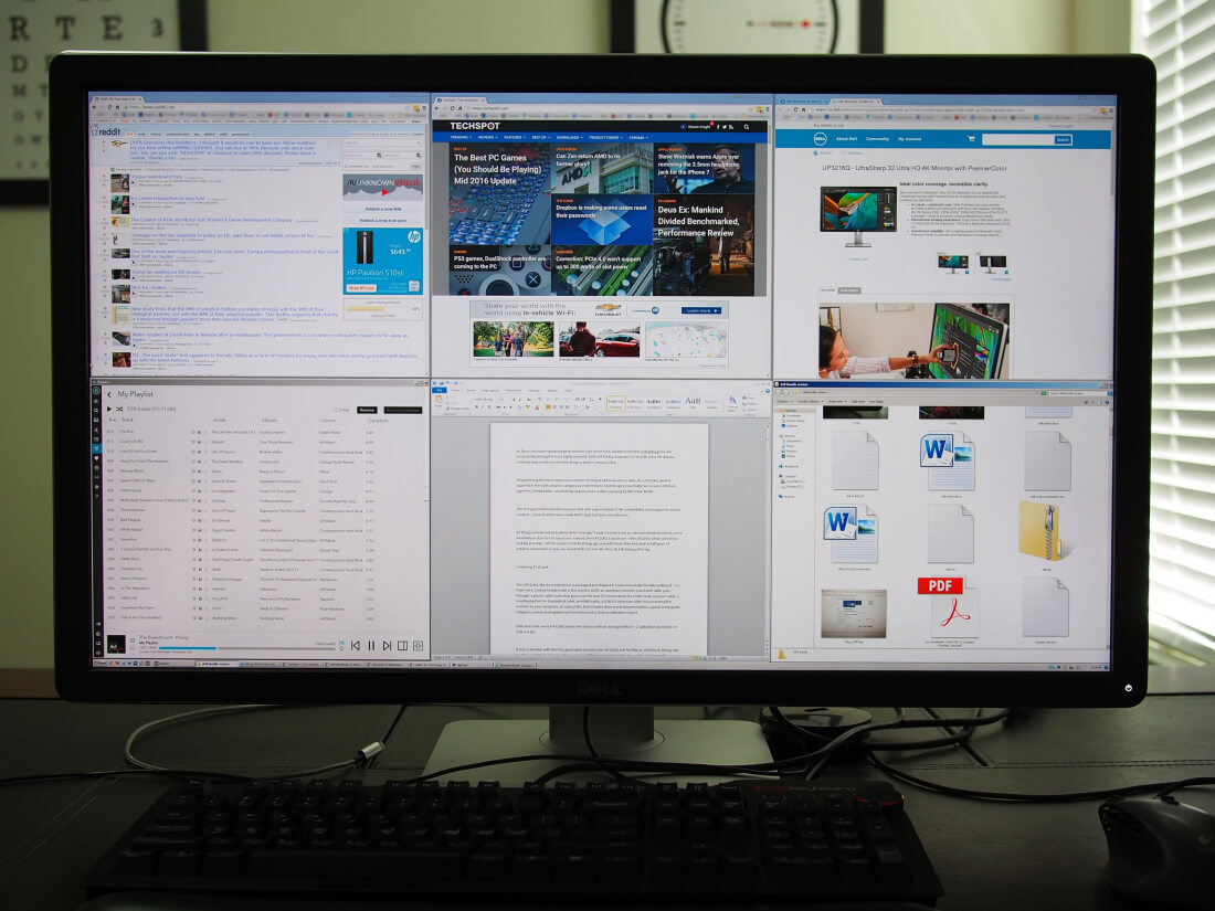 Dell Ultrasharp 4k Up3216q 32 Inch Monitor Review