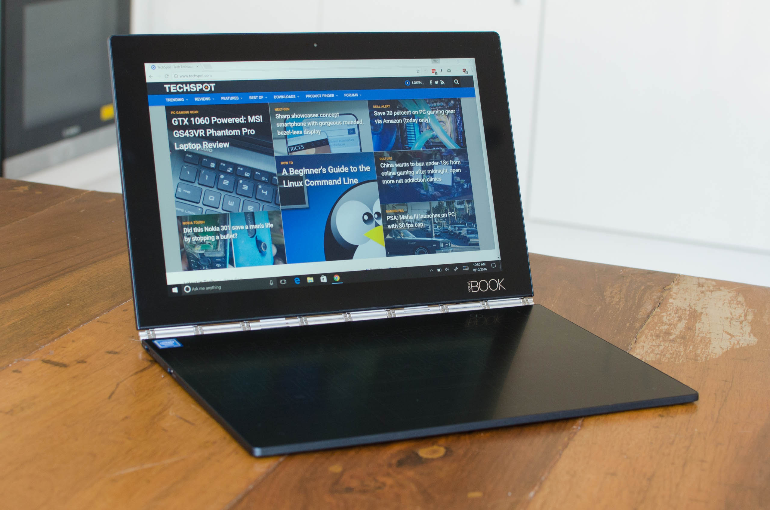 Lenovo Yoga Book Review Techspot