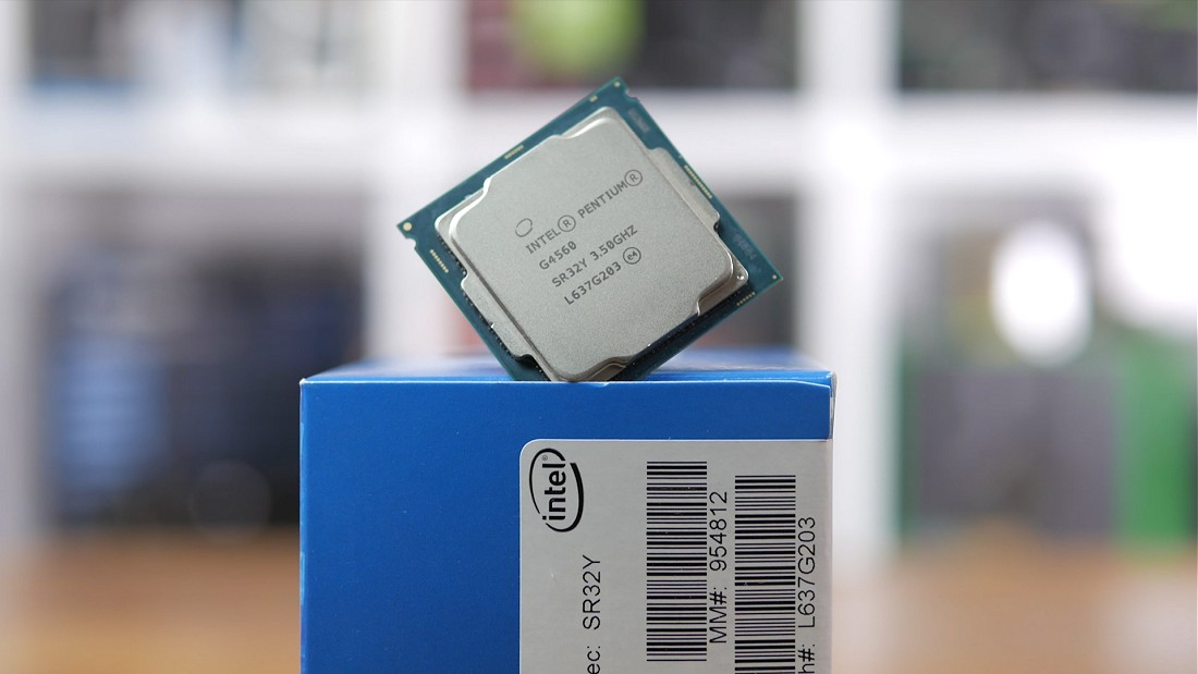 Intel Pentium G4560: Kaby Lake's Real Gift - TechSpot
