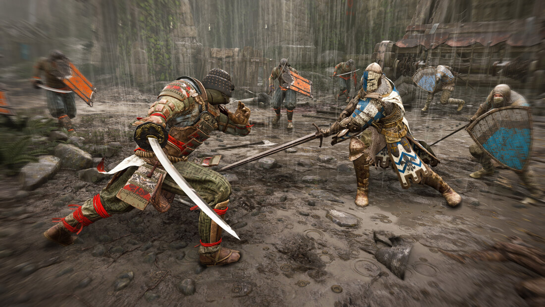 ubisoft, microtransactions, for honor