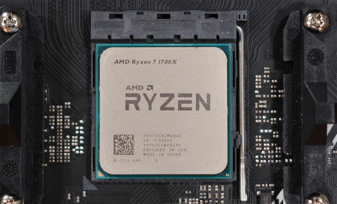 AMD Ryzen Review: Ryzen 7 1800X & 1700X Put to the Test - TechSpot