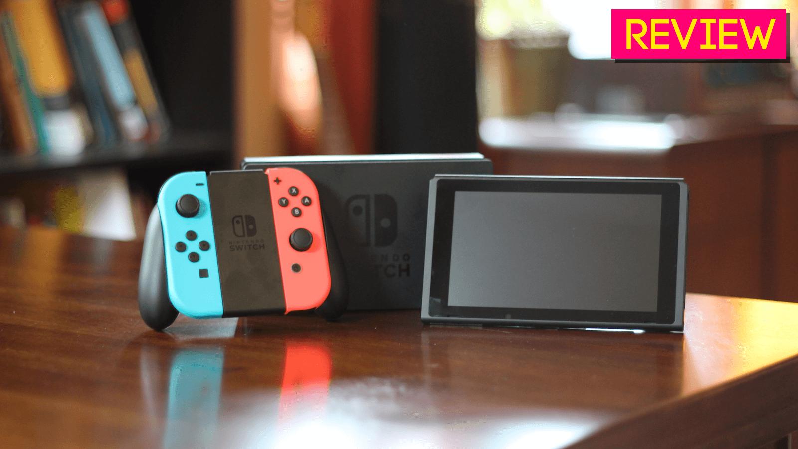 Nintendo Switch Review Techspot