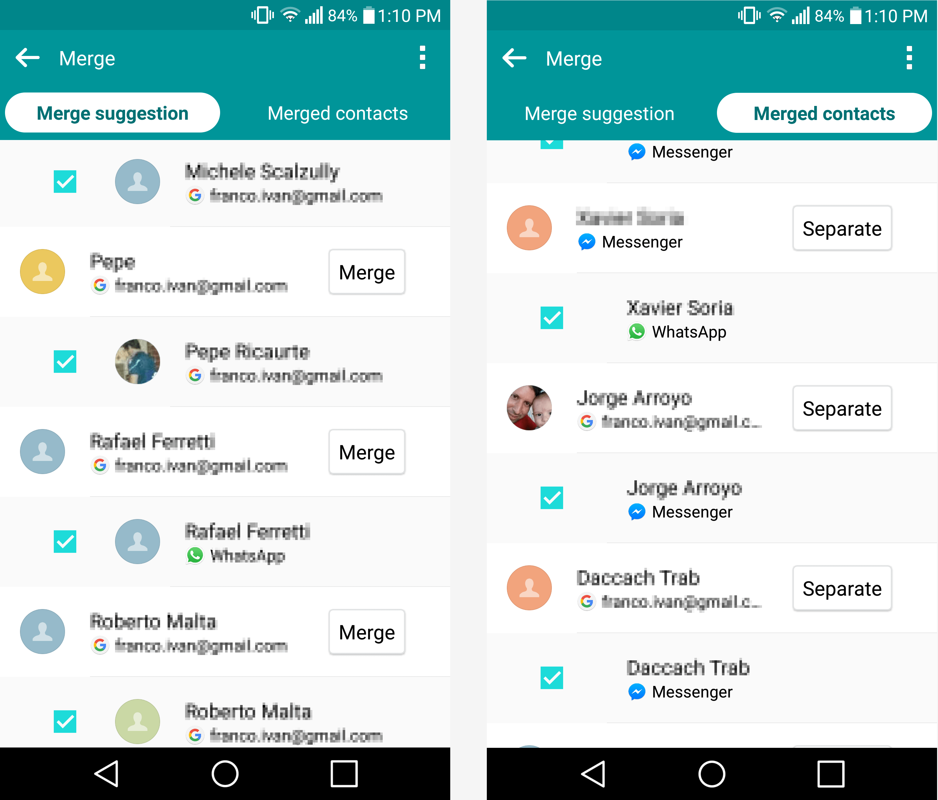 Google Contacts: How To Merge And Remove Duplicate Contacts In Android