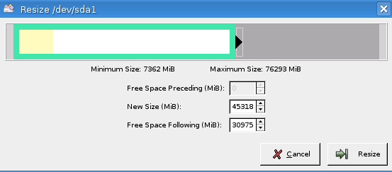 how to access unallocated space on hard drive