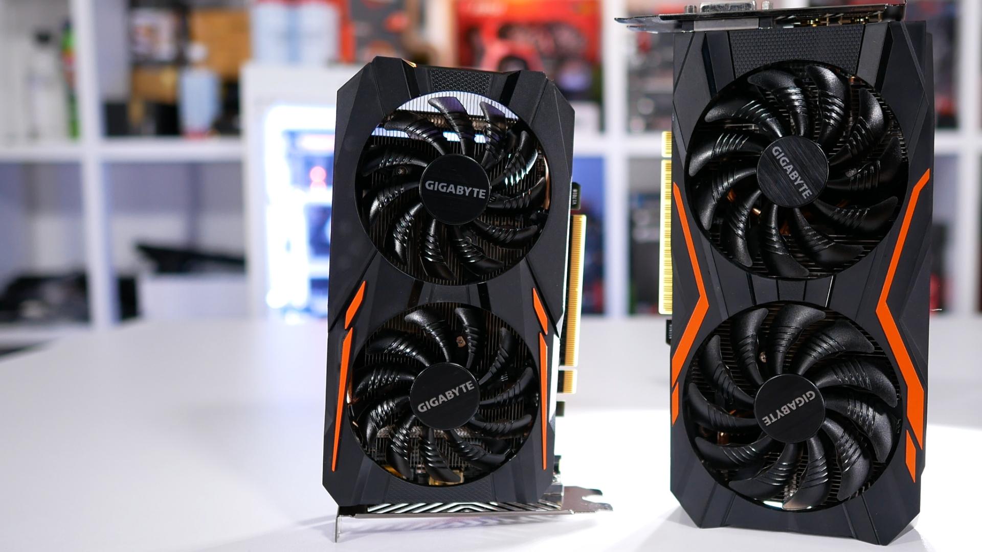 The Best $100 Entry-Level GPU: Radeon RX 560 vs  GeForce GTX