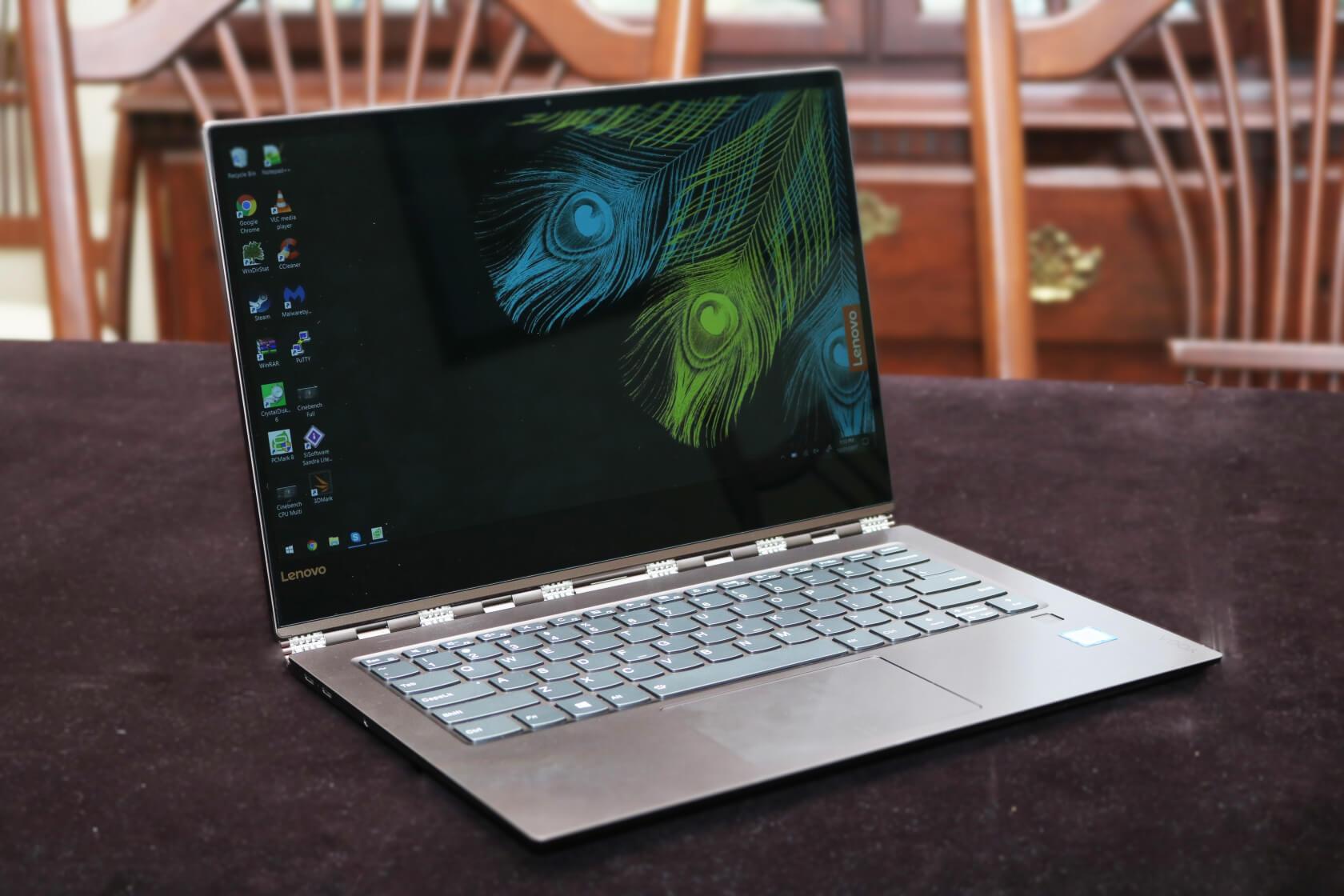 Lenovo Yoga 920 2 In 1 Laptop Review Photo Gallery Techspot