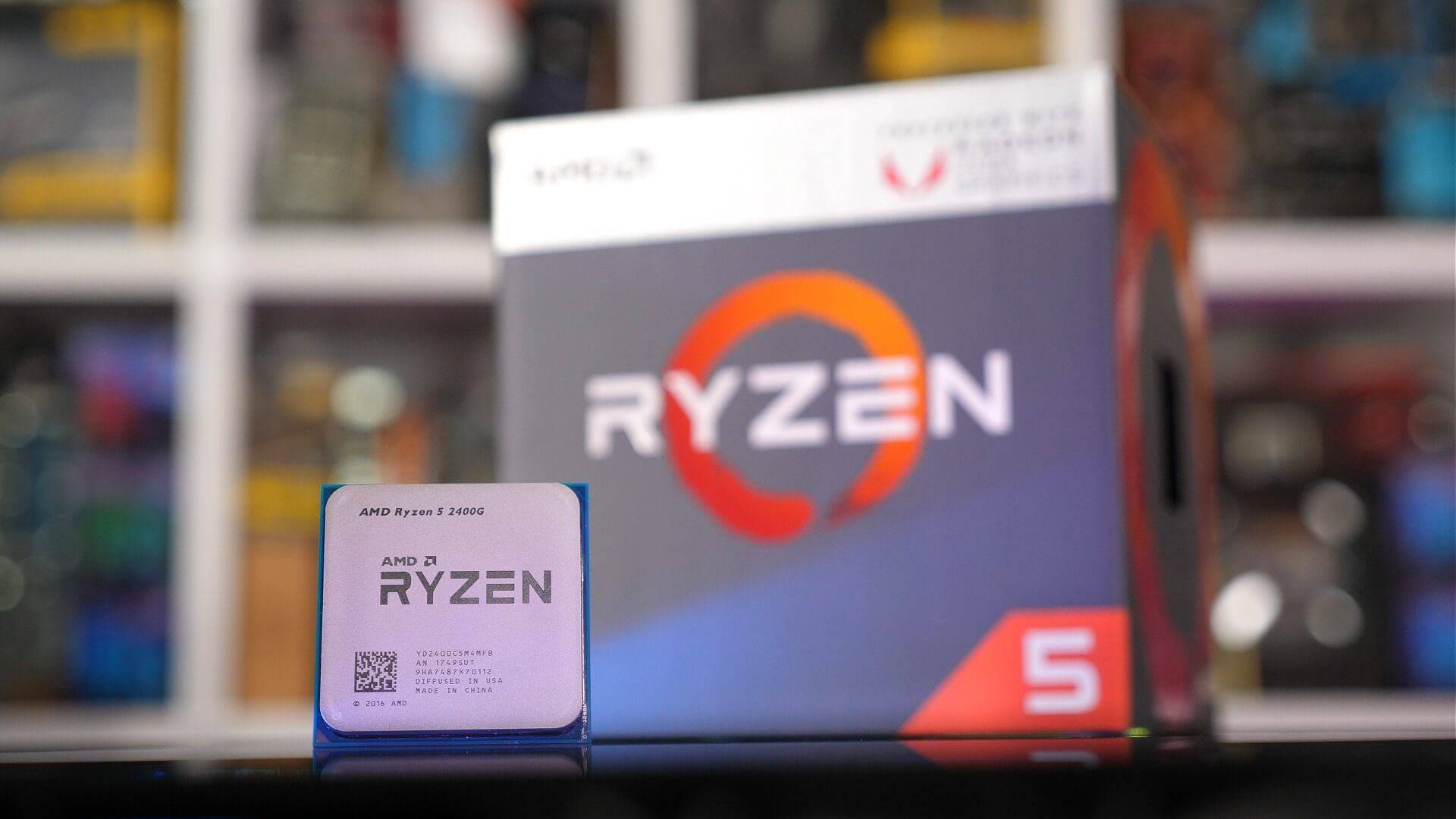 Ryzen Cpu Vega Graphics On A Chip Amd 5 2400g 3 With Radeon Rx 11 Making These Chips Special Is The Integration Of For Budget Desktop Pcs