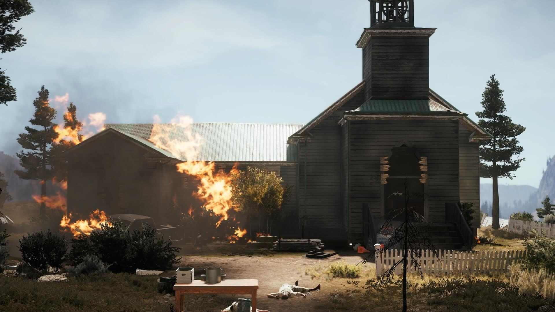 Far Cry 5 Review Techspot