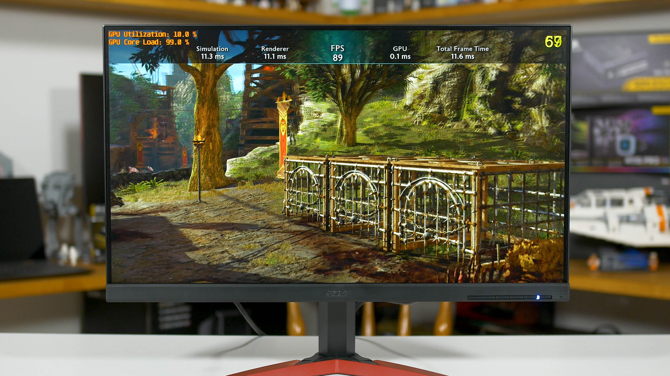 FreeSync on Nvidia GPUs Workaround: Impractical, But It