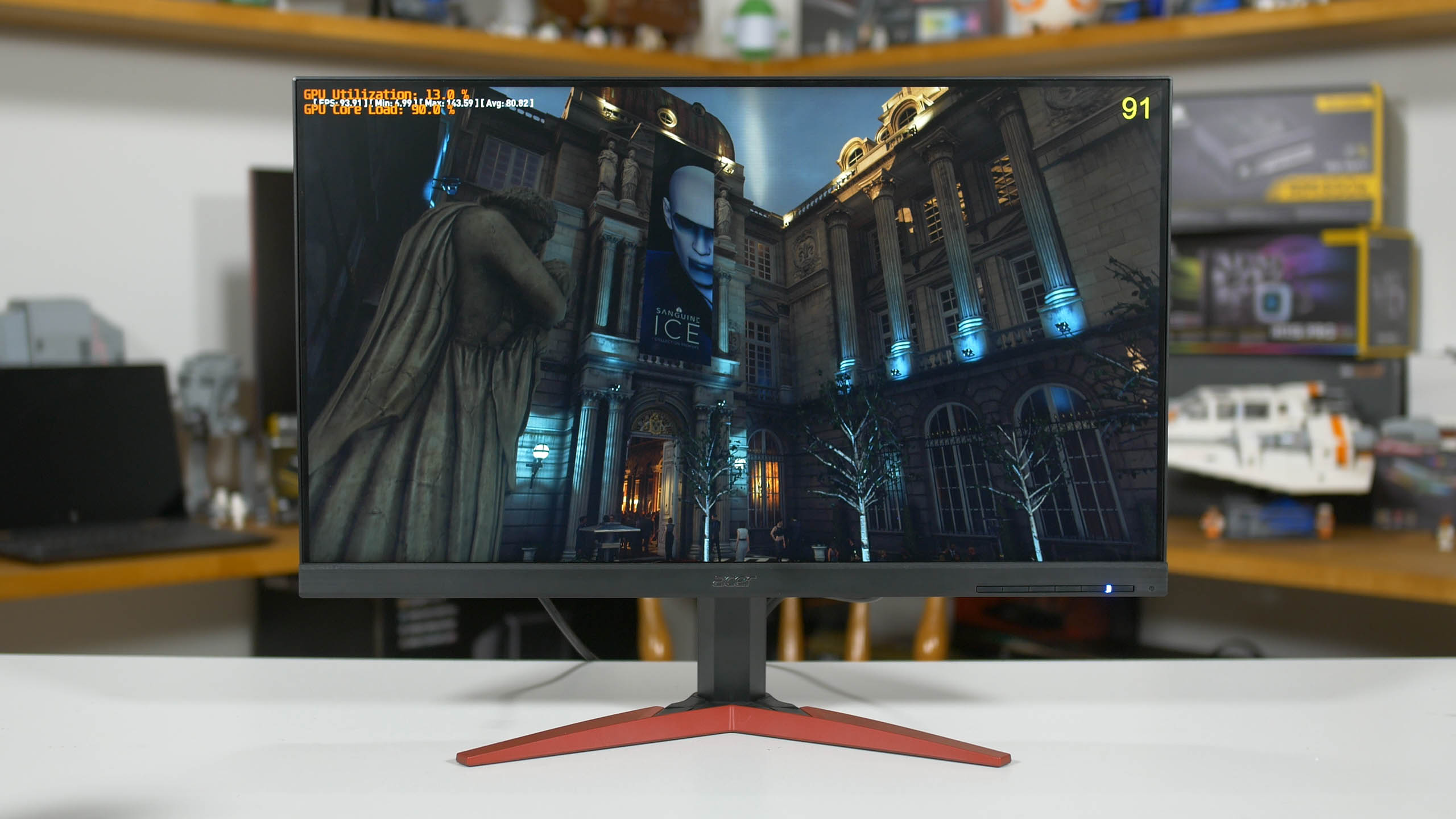 FreeSync on Nvidia GPUs Workaround: Impractical, But It Works - TechSpot