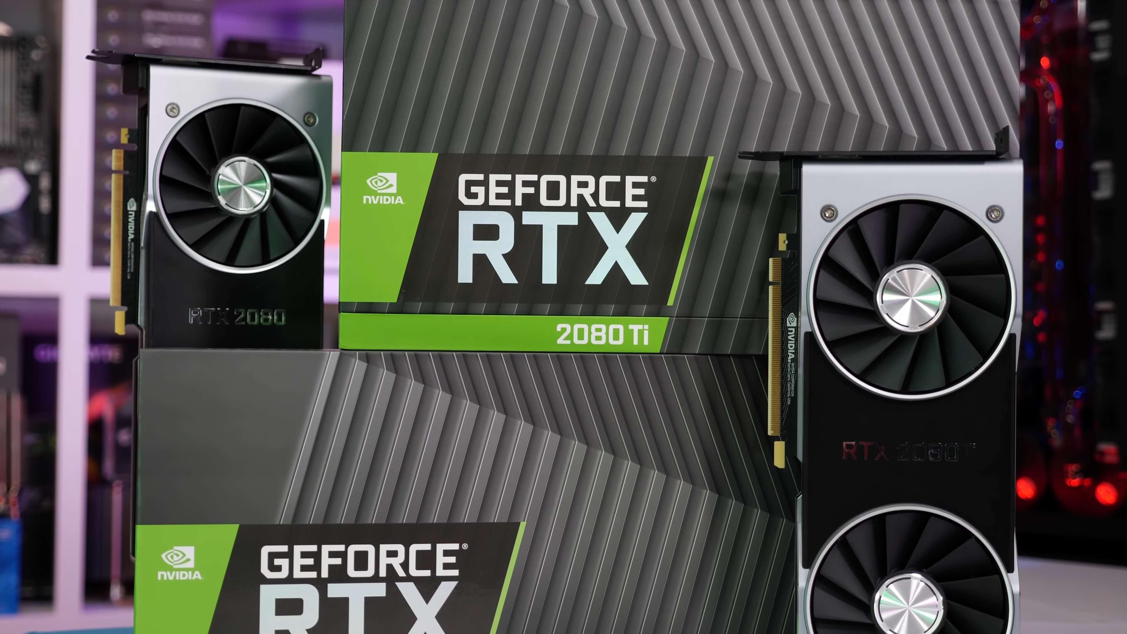 Nvidia Geforce Rtx 2080 2080 Ti Review Techspot
