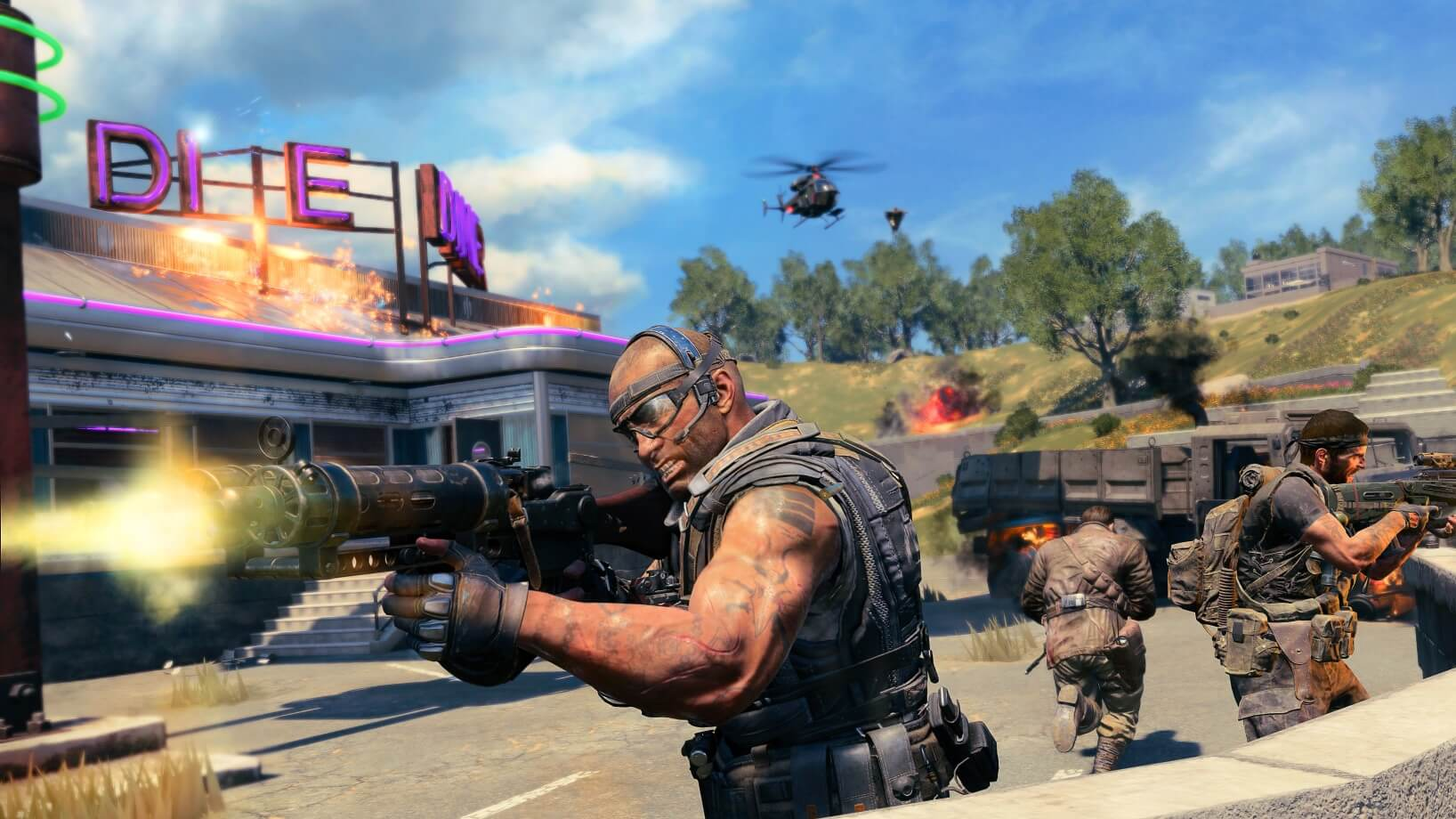 Call Of Duty Black Ops 4 Review Techspot