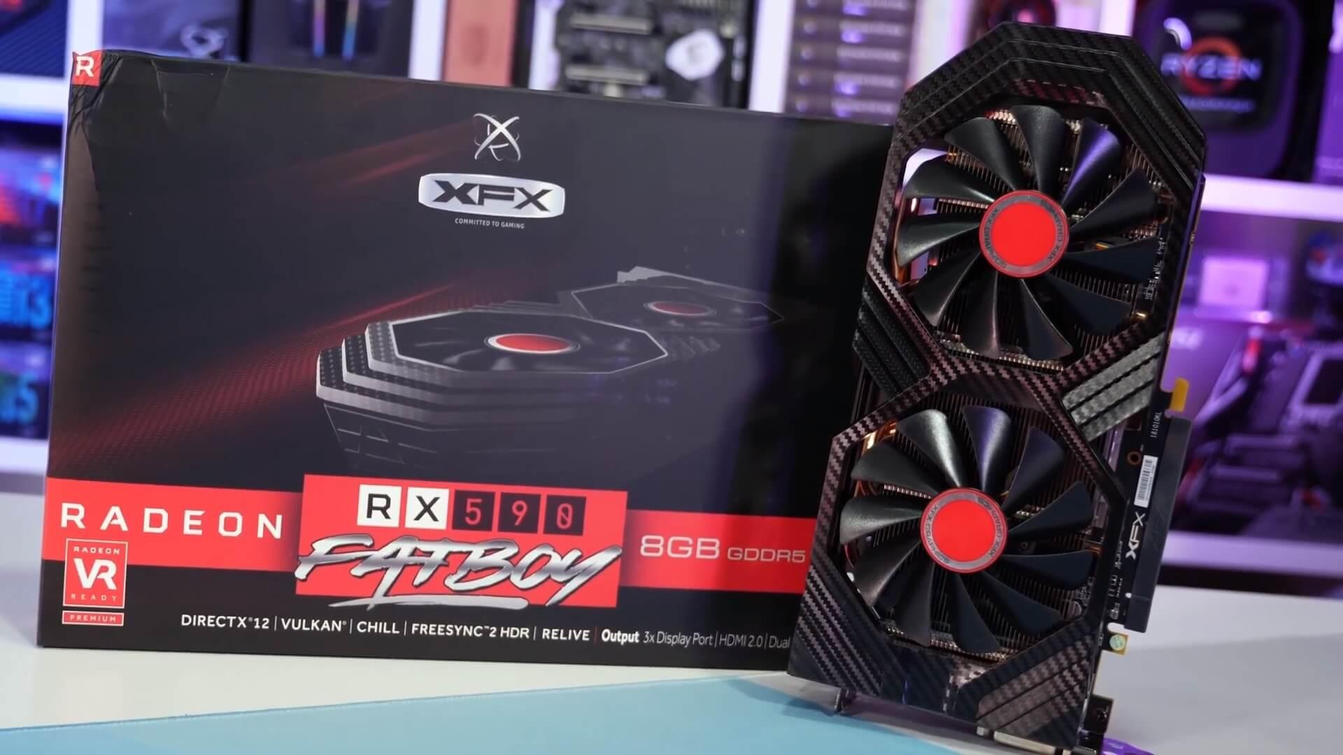 Radeon Rx 590 Vs Rx 580 Vs Geforce Gtx 1060