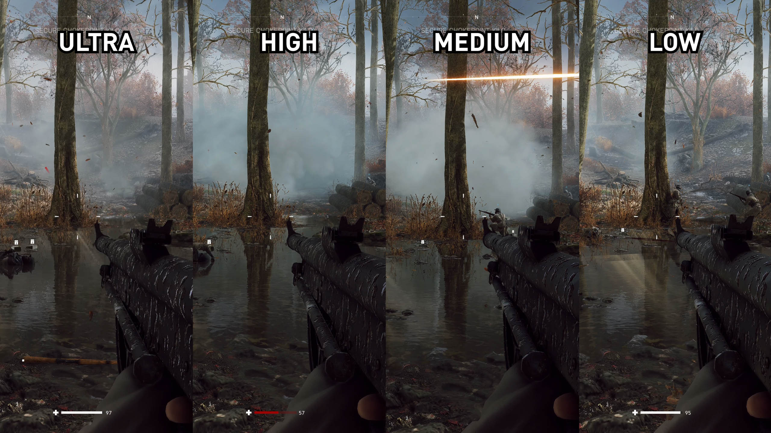 Revisiting Battlefield V Ray Tracing Performance Photo