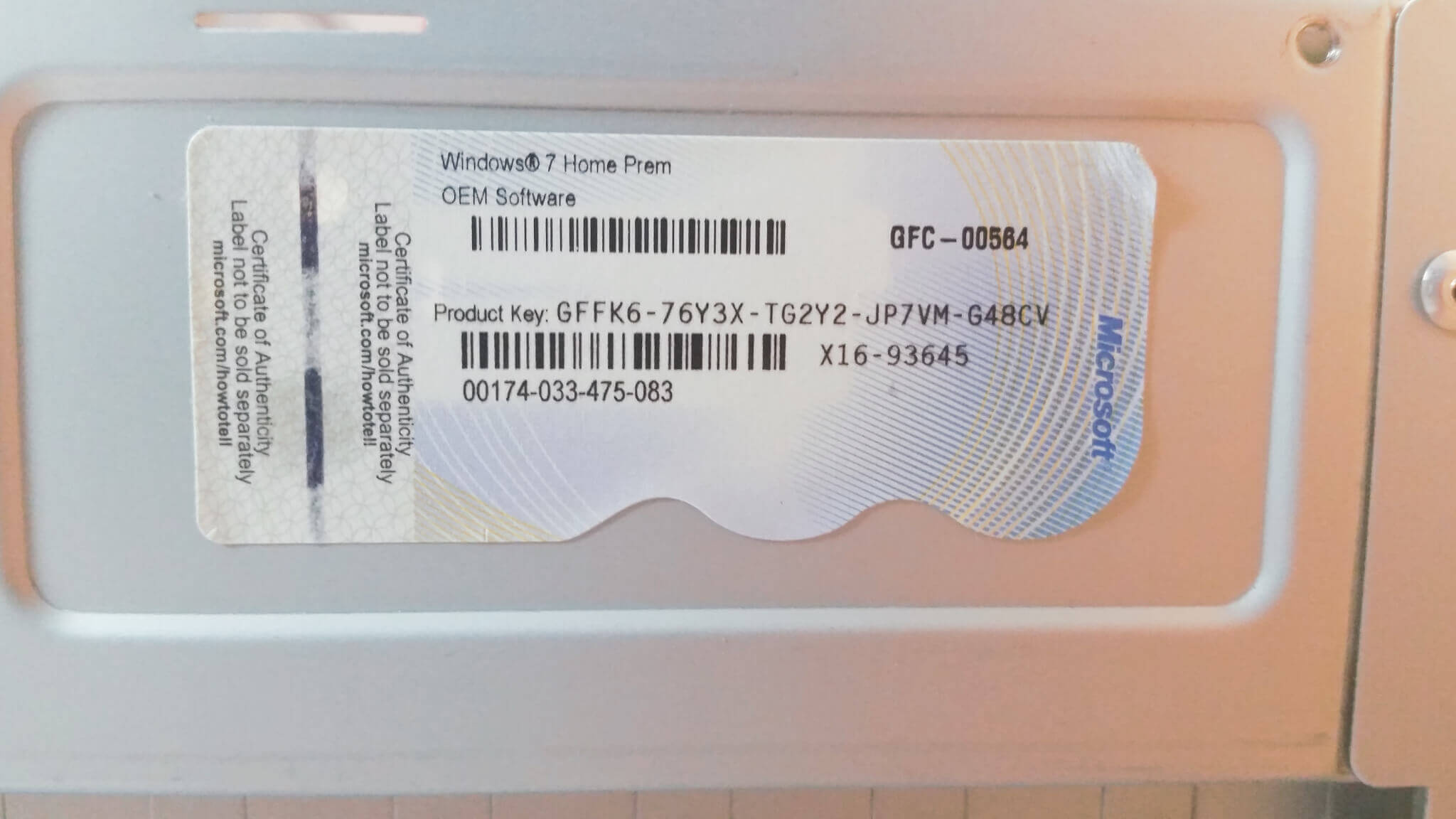 How To Find Your Original Windows 10 Product Key Techspot