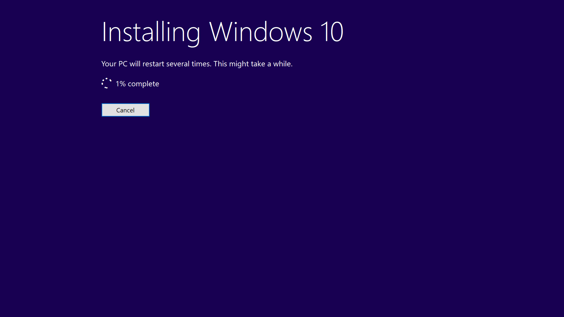 Reinstall Windows 10 Without Deleting Your Software Files Or