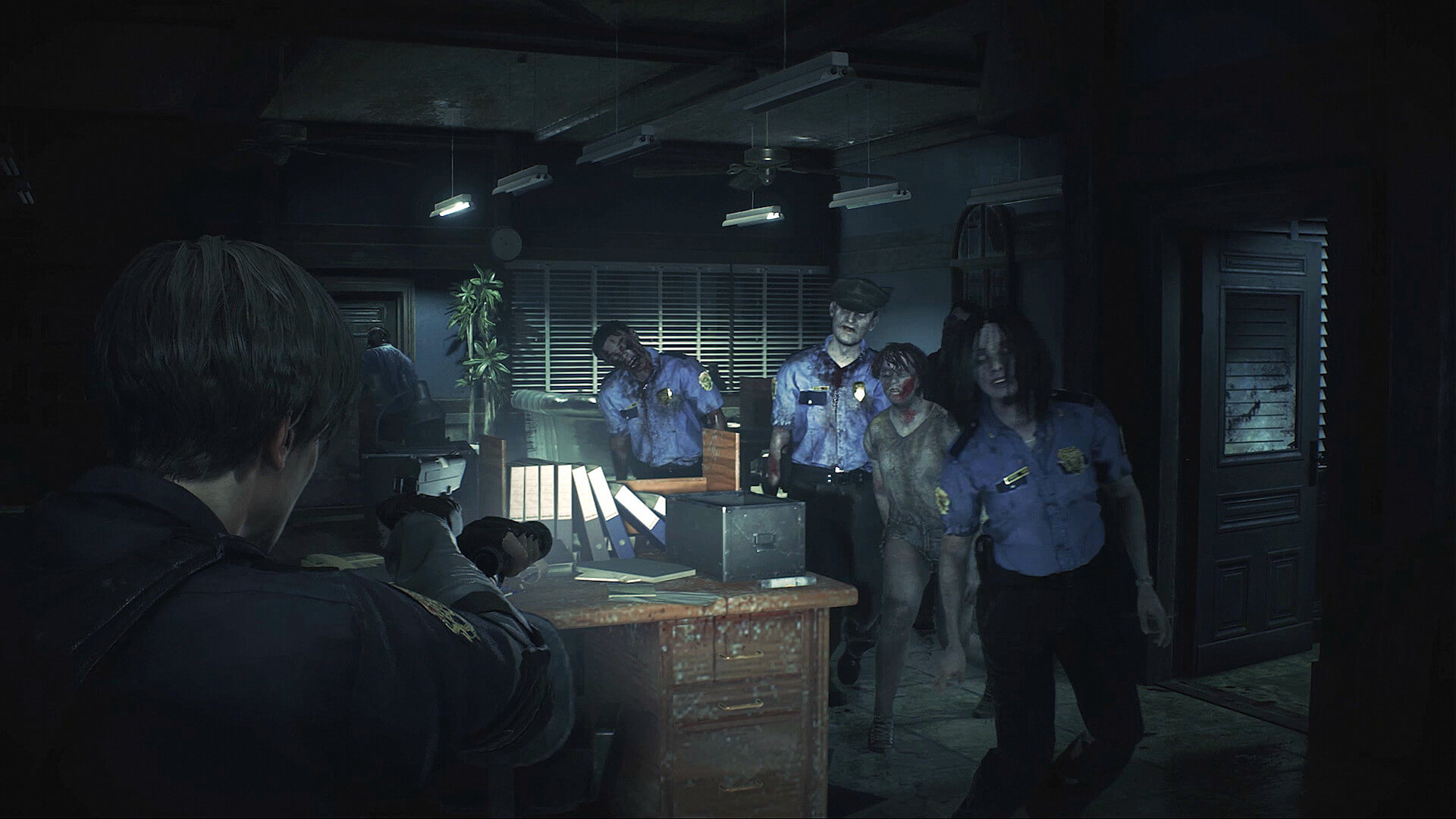 Resident Evil 2 Benchmarked Techspot