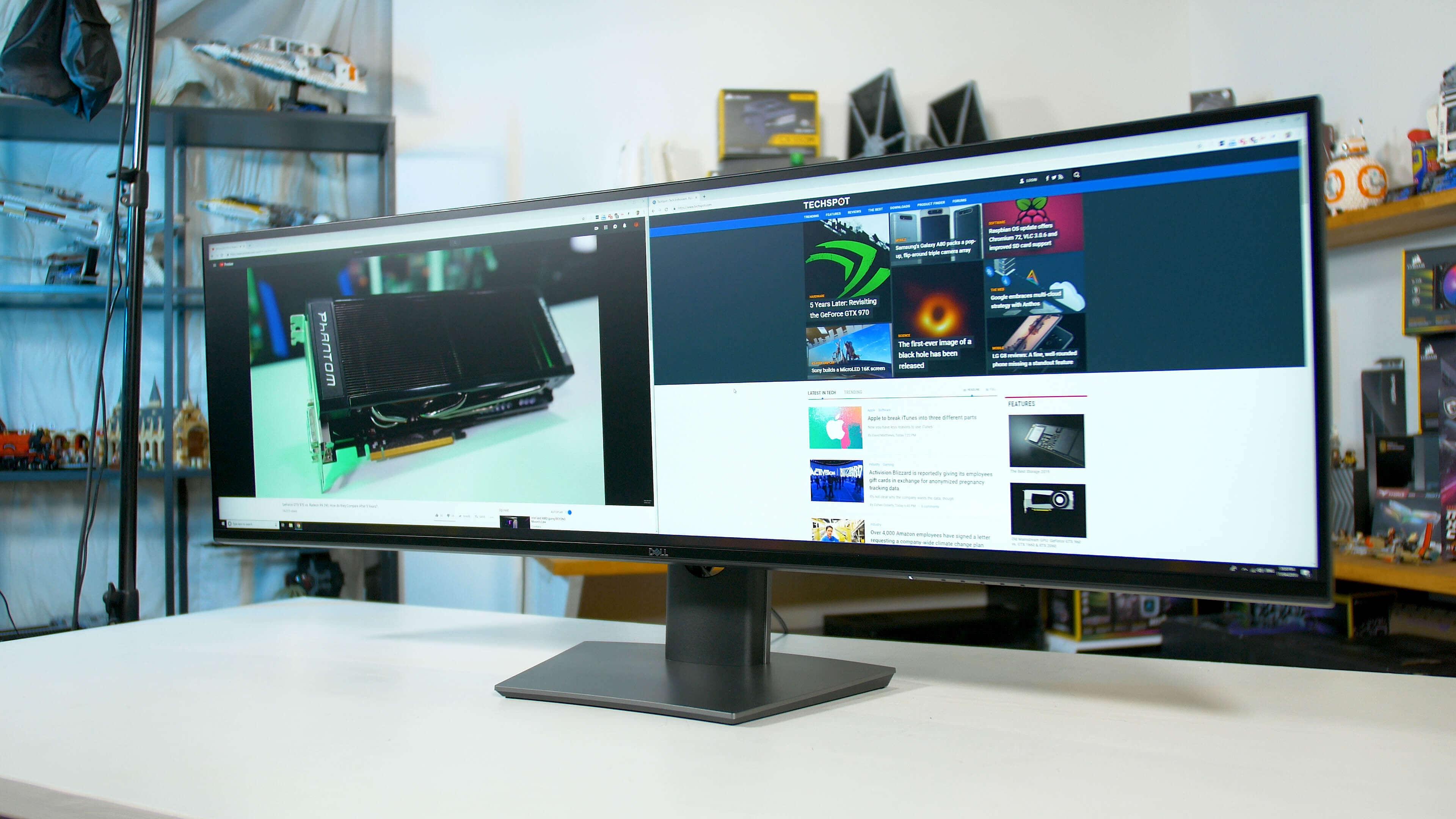 Dell Ultrasharp U4919dw 49 Monitor Review