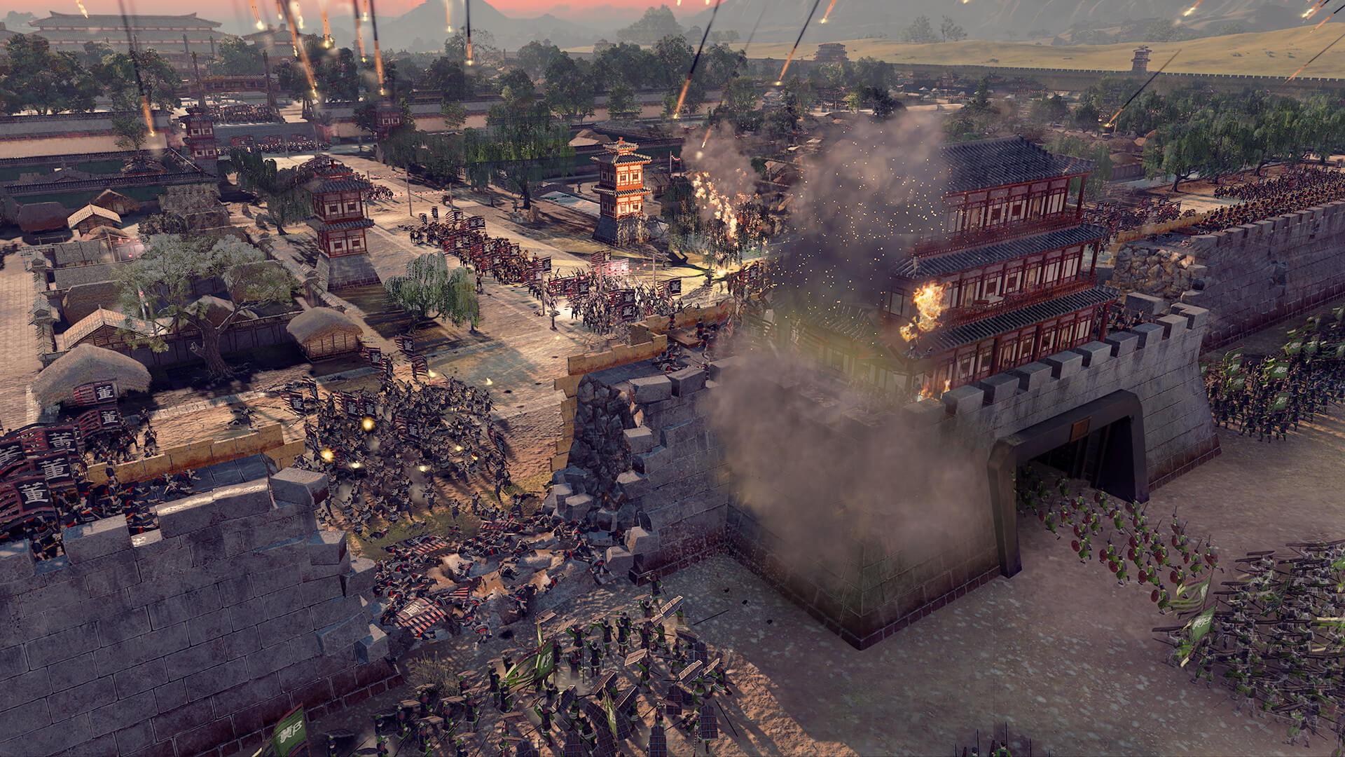 Total War Three Kingdoms Review Techspot