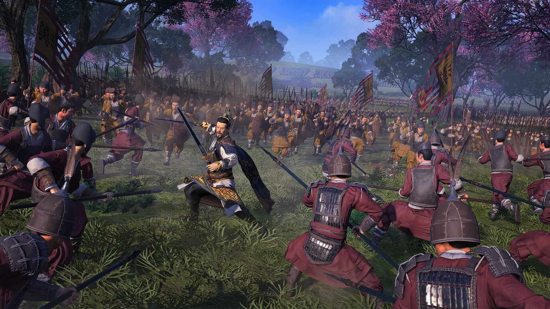 Total War: Three Kingdoms Review - TechSpot