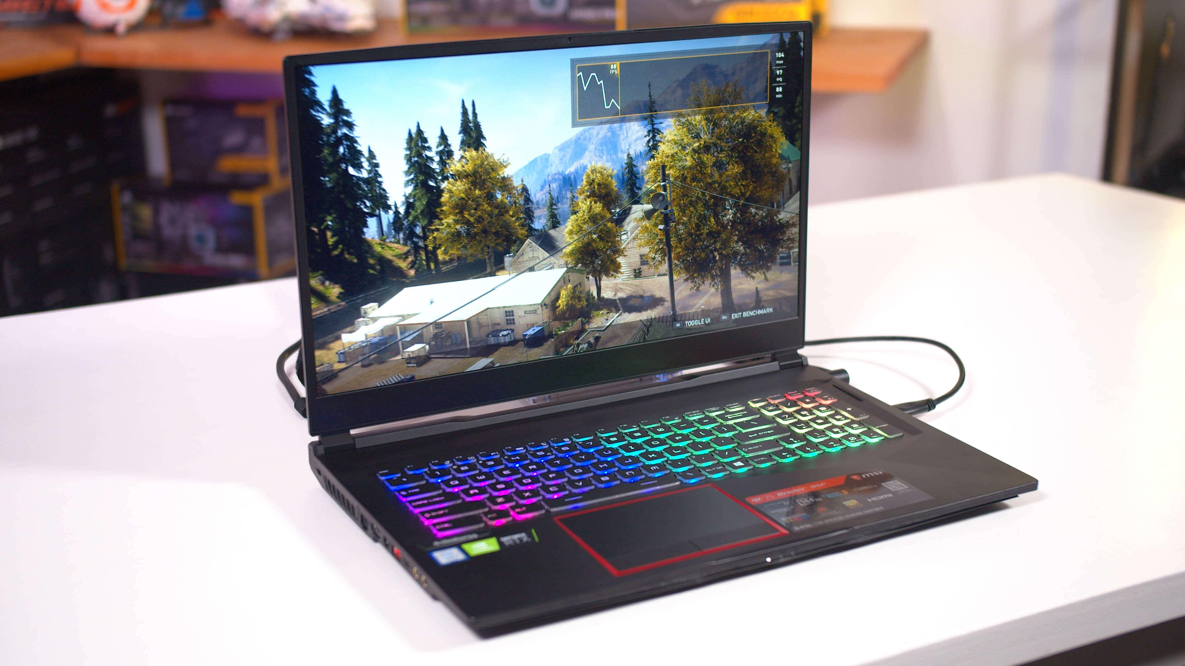MSI GE75 Raider Review - TechSpot