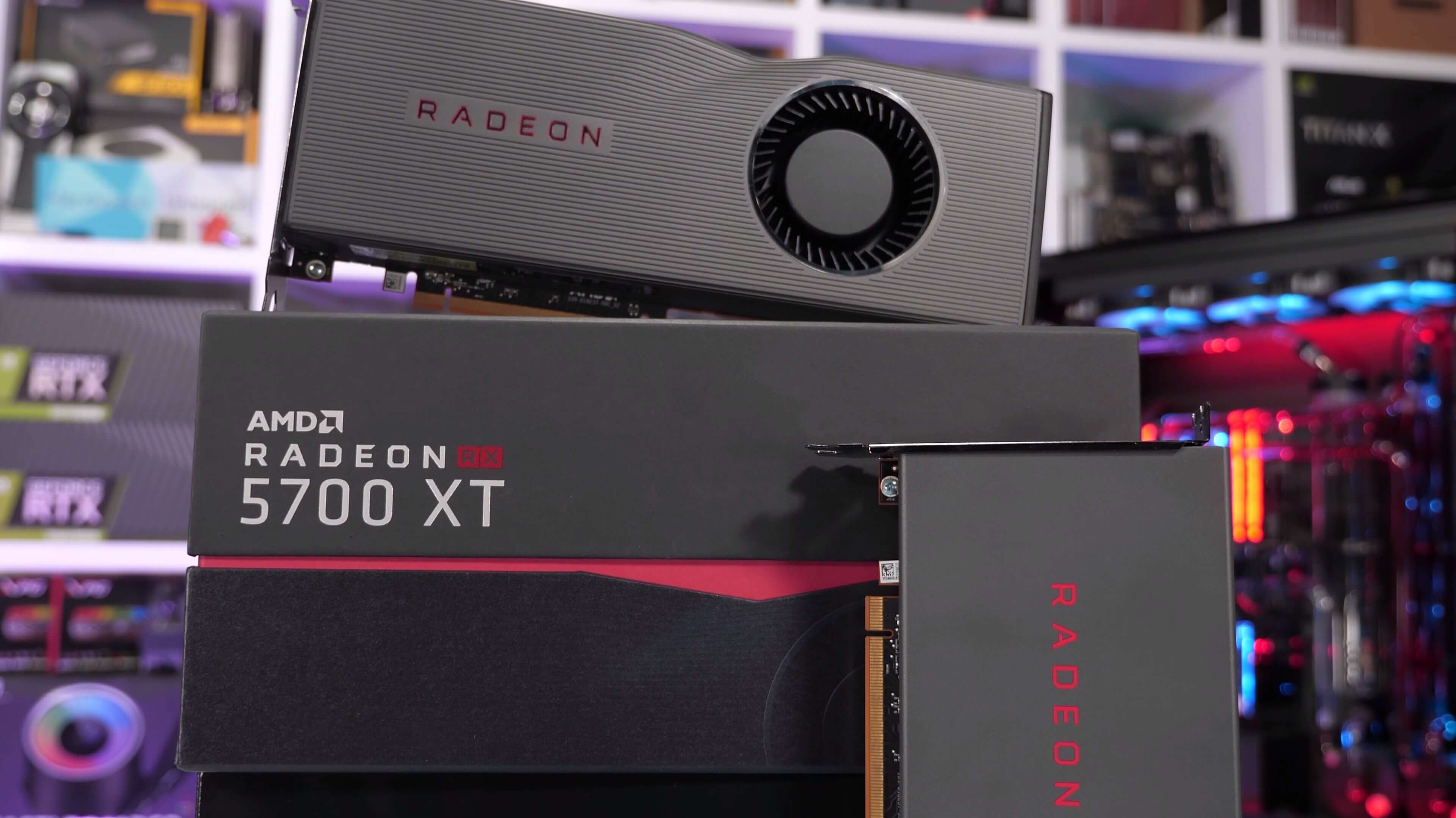 Amd Radeon Rx 5700 Xt And Rx 5700 Review