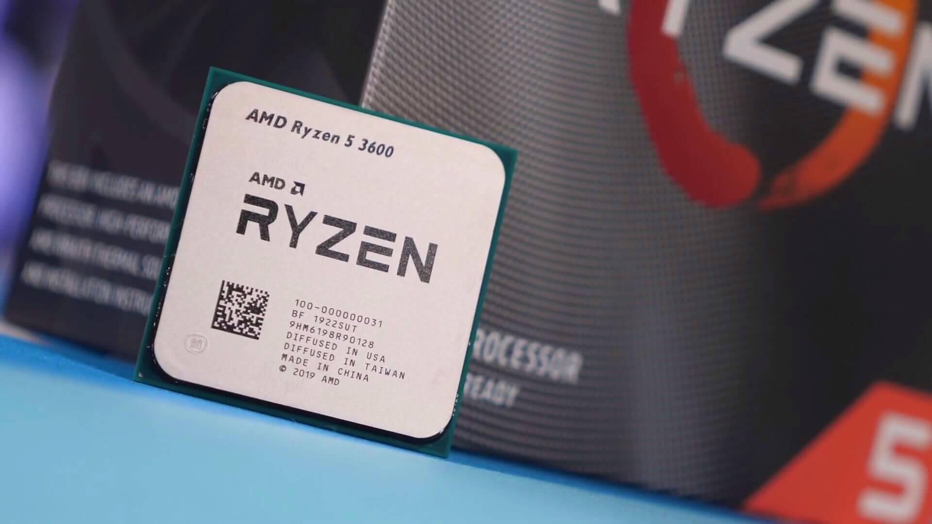 Amd Ryzen 5 3600 Review Best All Round Value Cpu