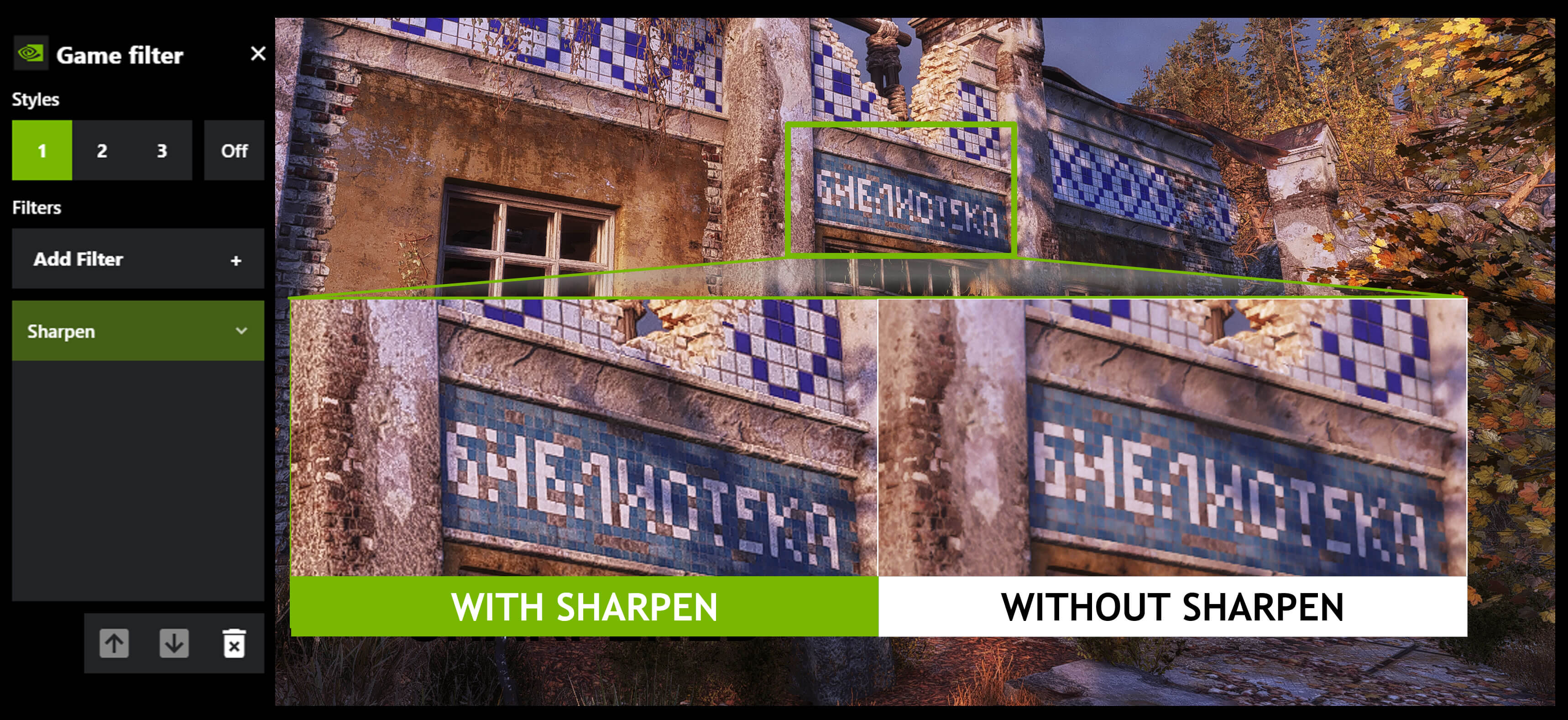 DLSS Is Dead: New Nvidia Freestyle Sharpening Tested Photo