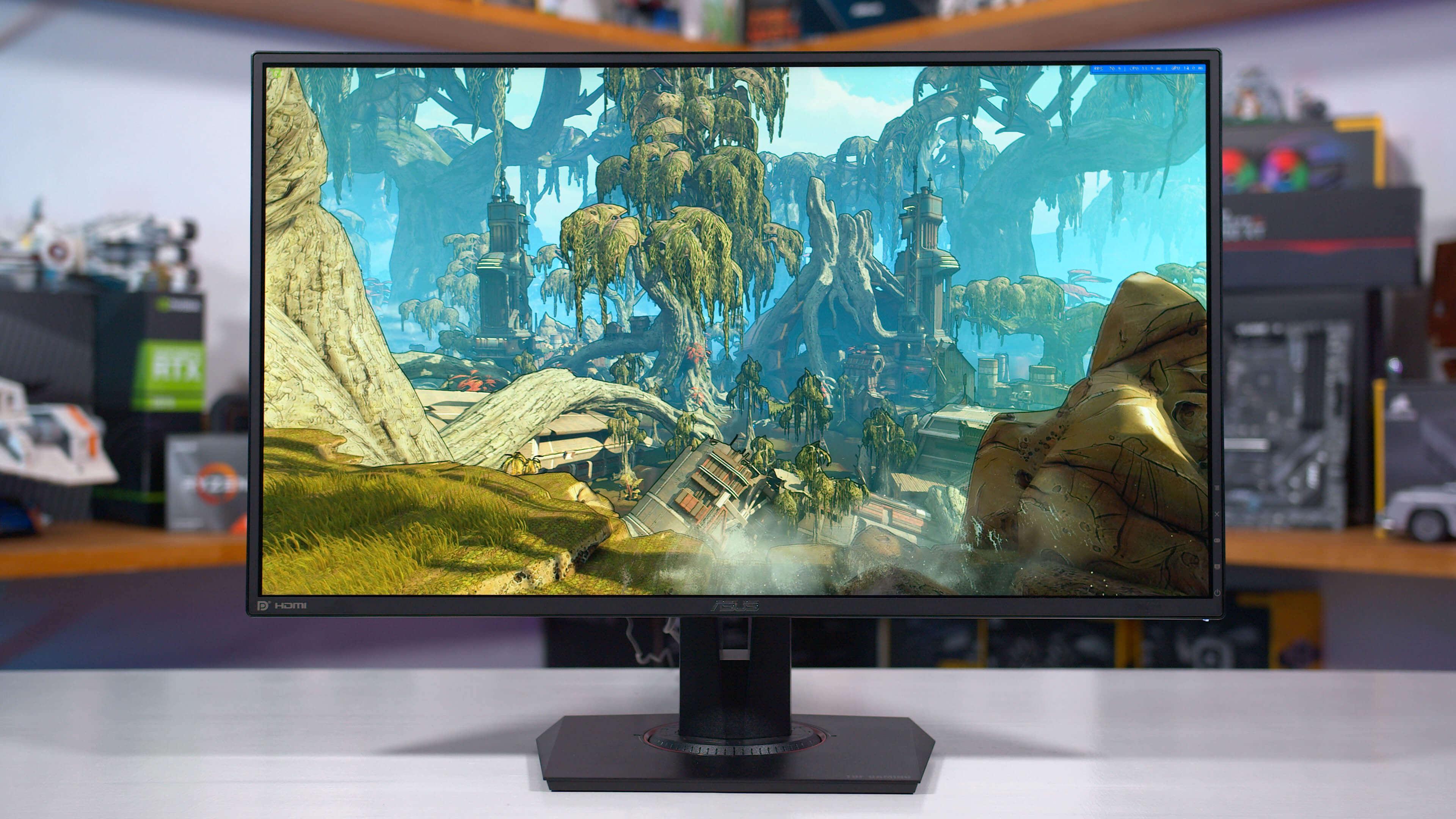 Asus Tuf Vg27aq 27 Gaming Monitor Review