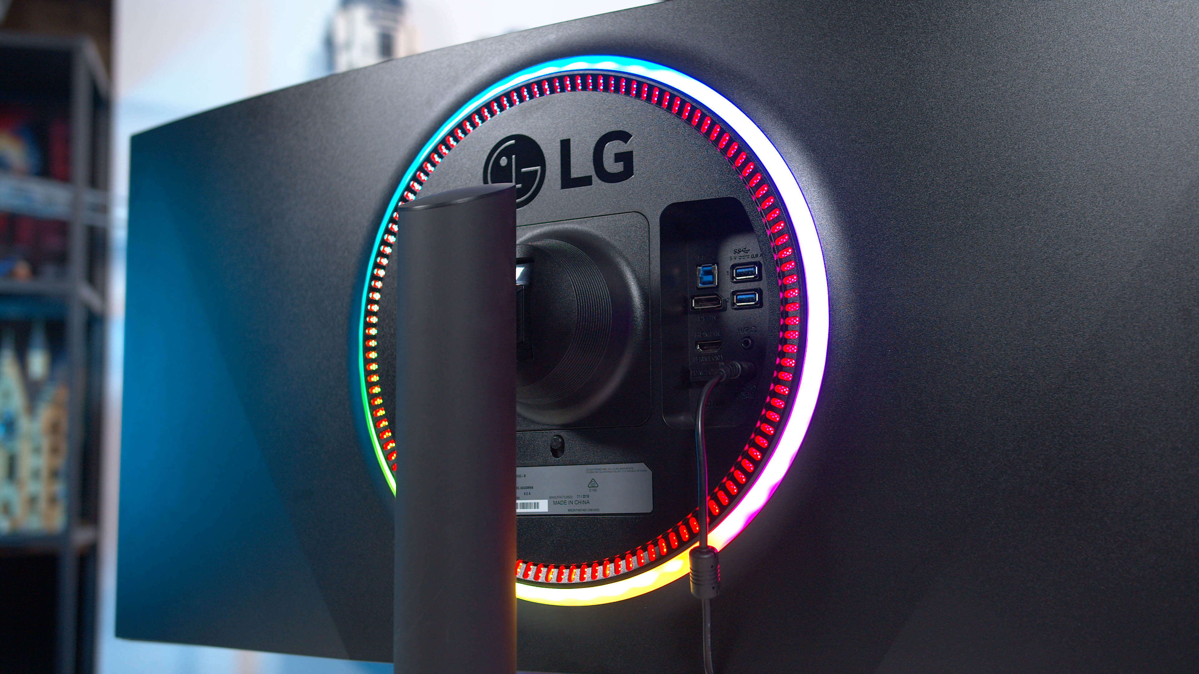 "LG 38GL950G 38"" UltraGear Monitor Review"