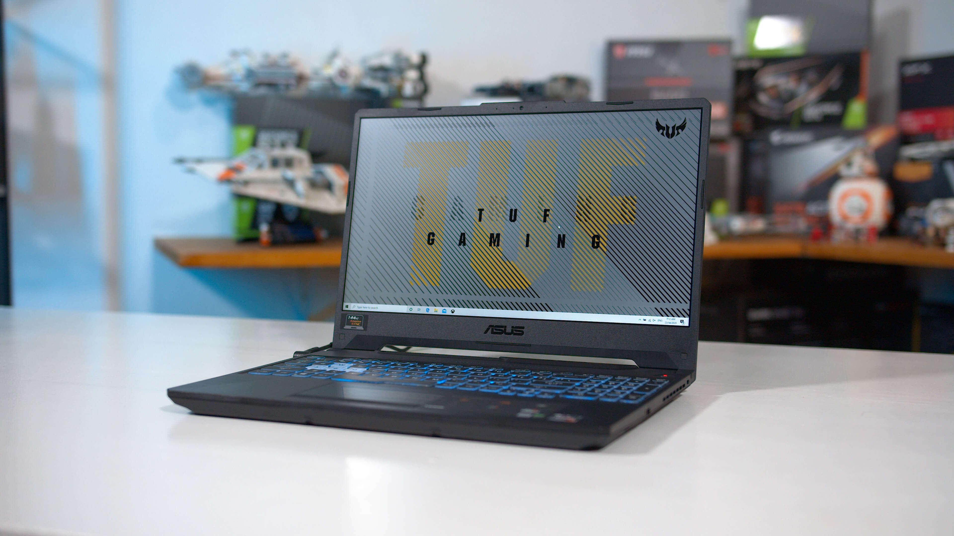 AMD Ryzen 7 4800H Review Photo Gallery - TechSpot