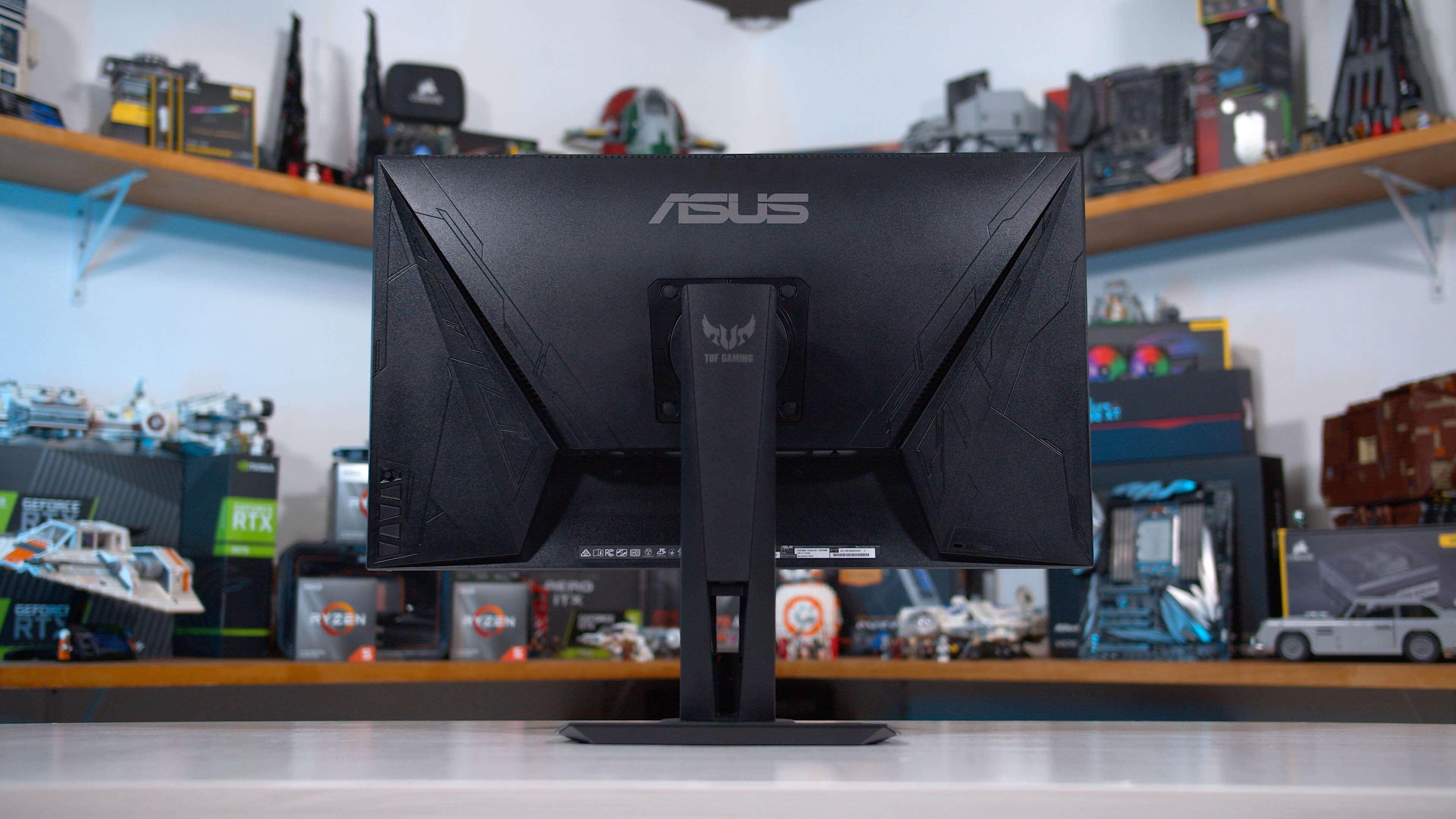 Asus TUF Gaming VG279QM 280Hz Gaming Monitor Review | TechSpot