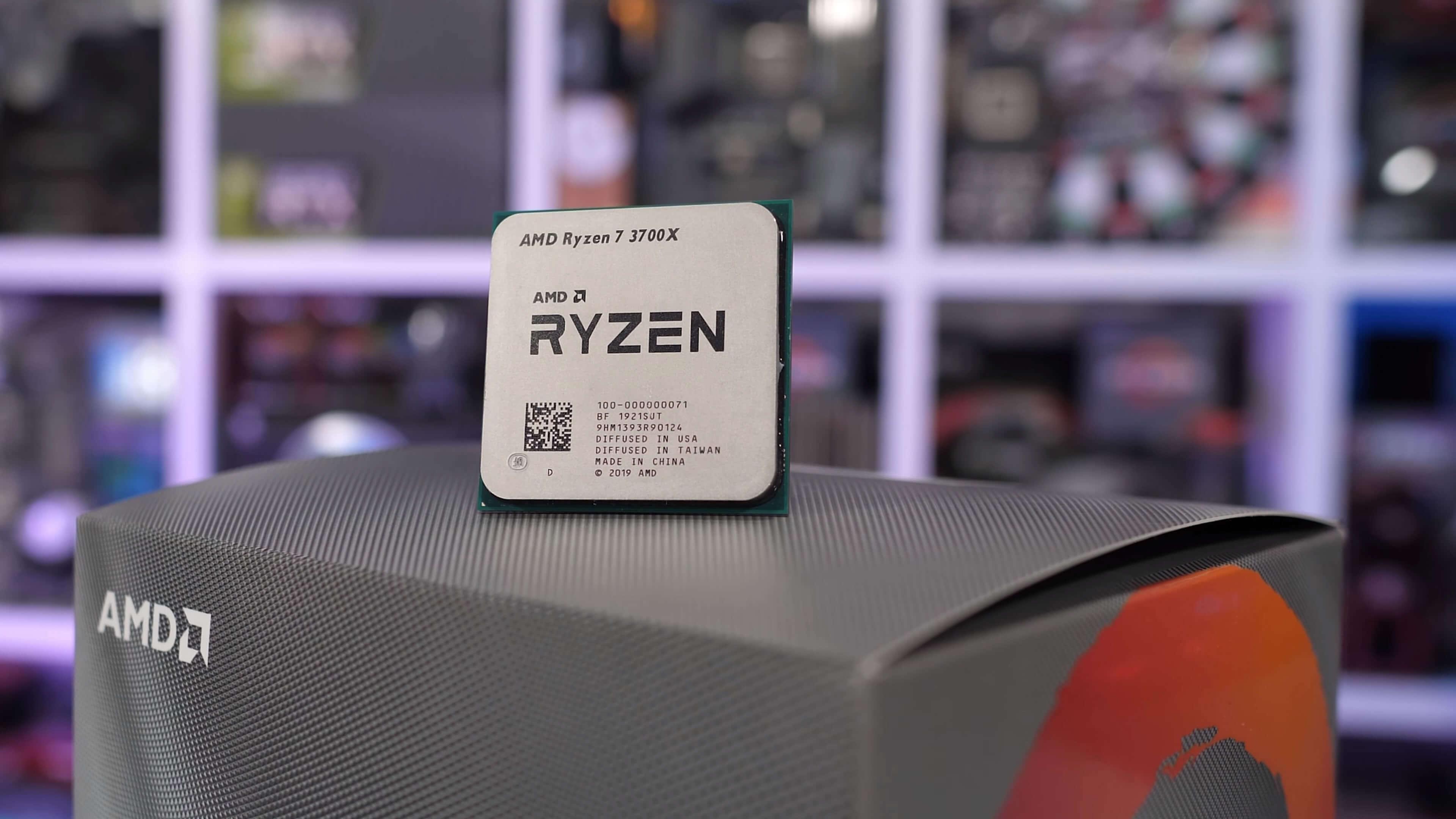 Ryzen 7 2700x Vs Ryzen 7 3700x High Refresh Gaming Comparison