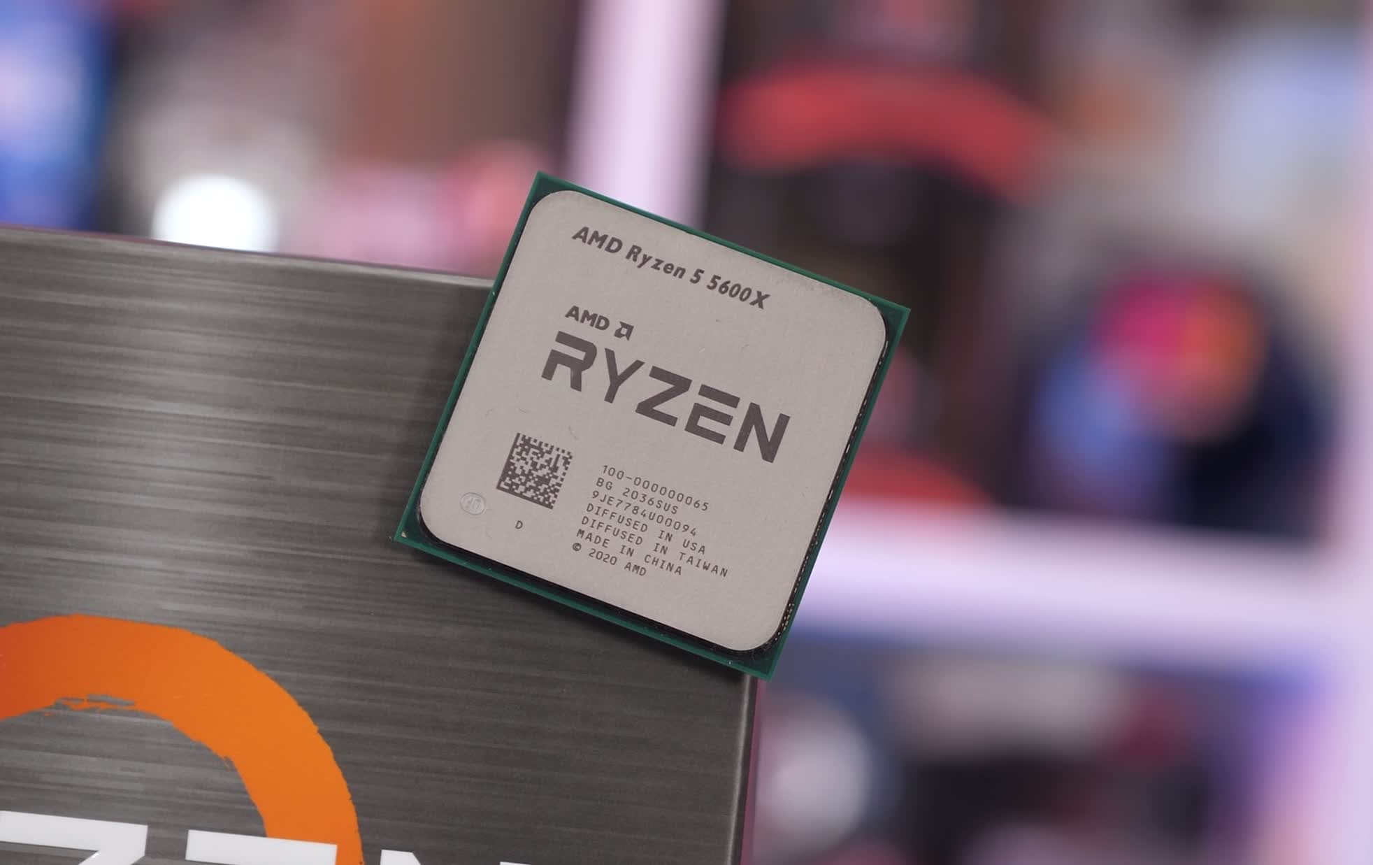 AMD Ryzen 5 5600X Review: 6-Core Gaming Beast | TechSpot