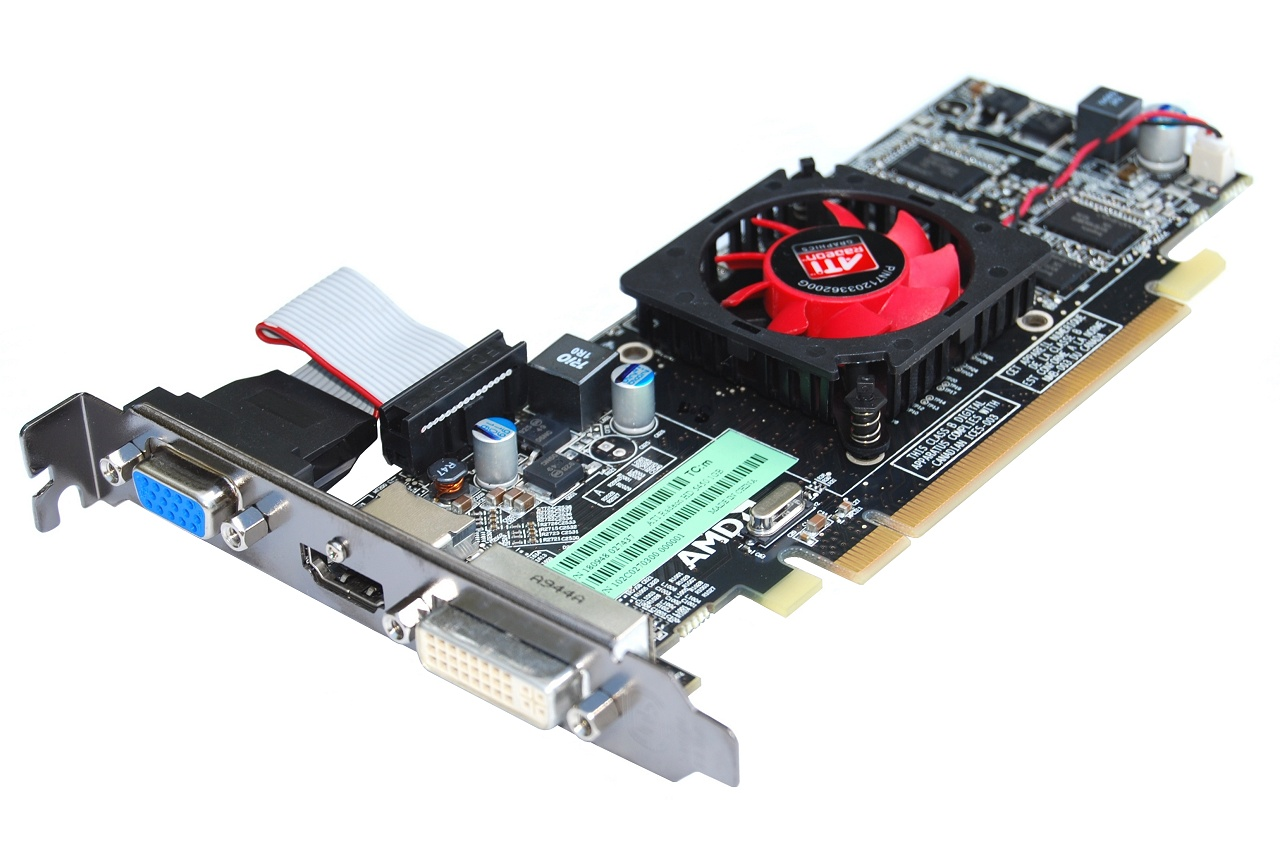 Ati Radeon Hd 5450 Review Techspot