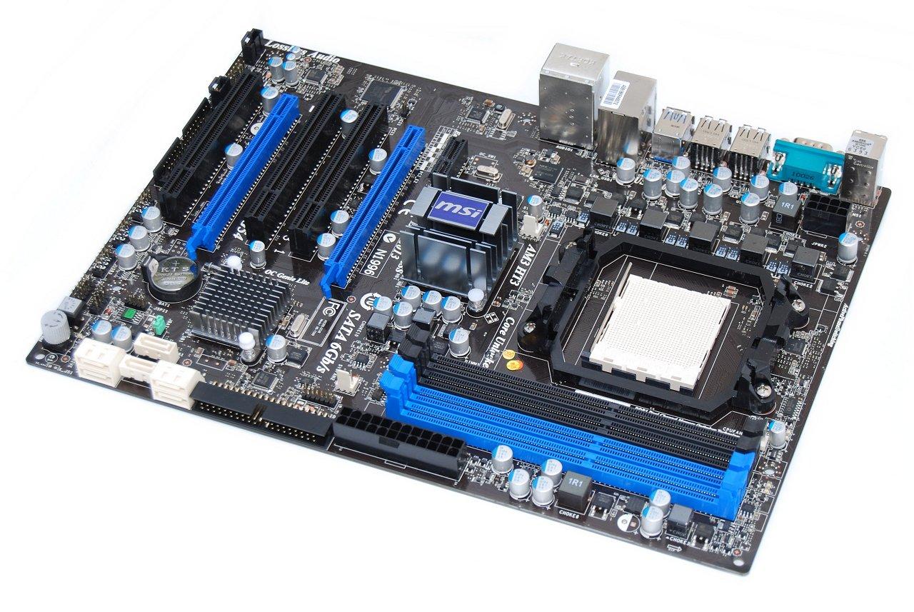 Msi ms-7253 motherboard
