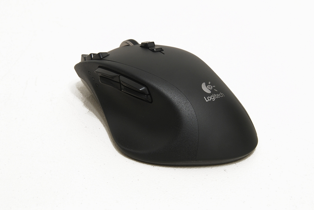 Logitech Wireless Gaming Mouse G700 Manual