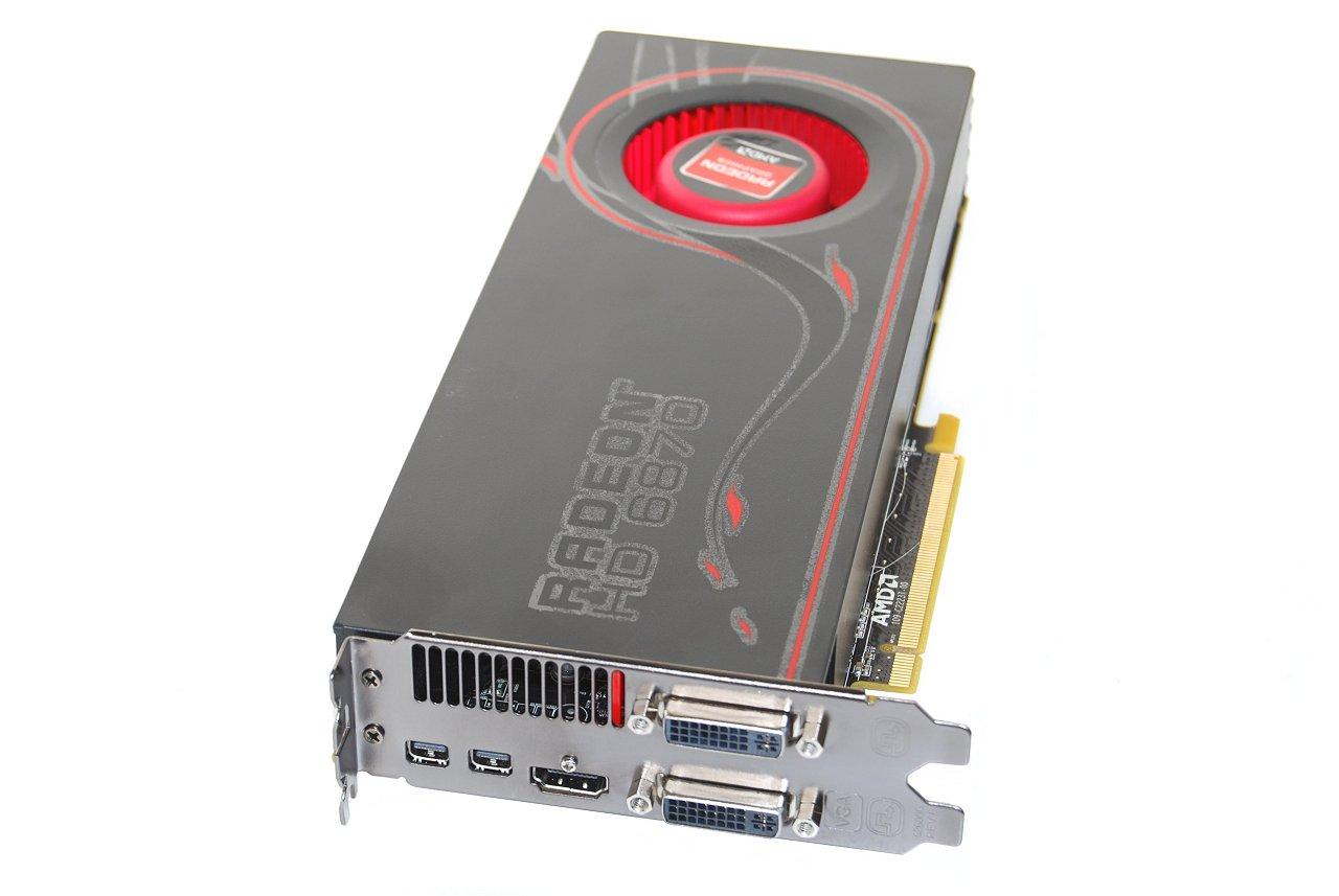 AMD Radeon HD 6870 Review Photo Gallery - TechSpot
