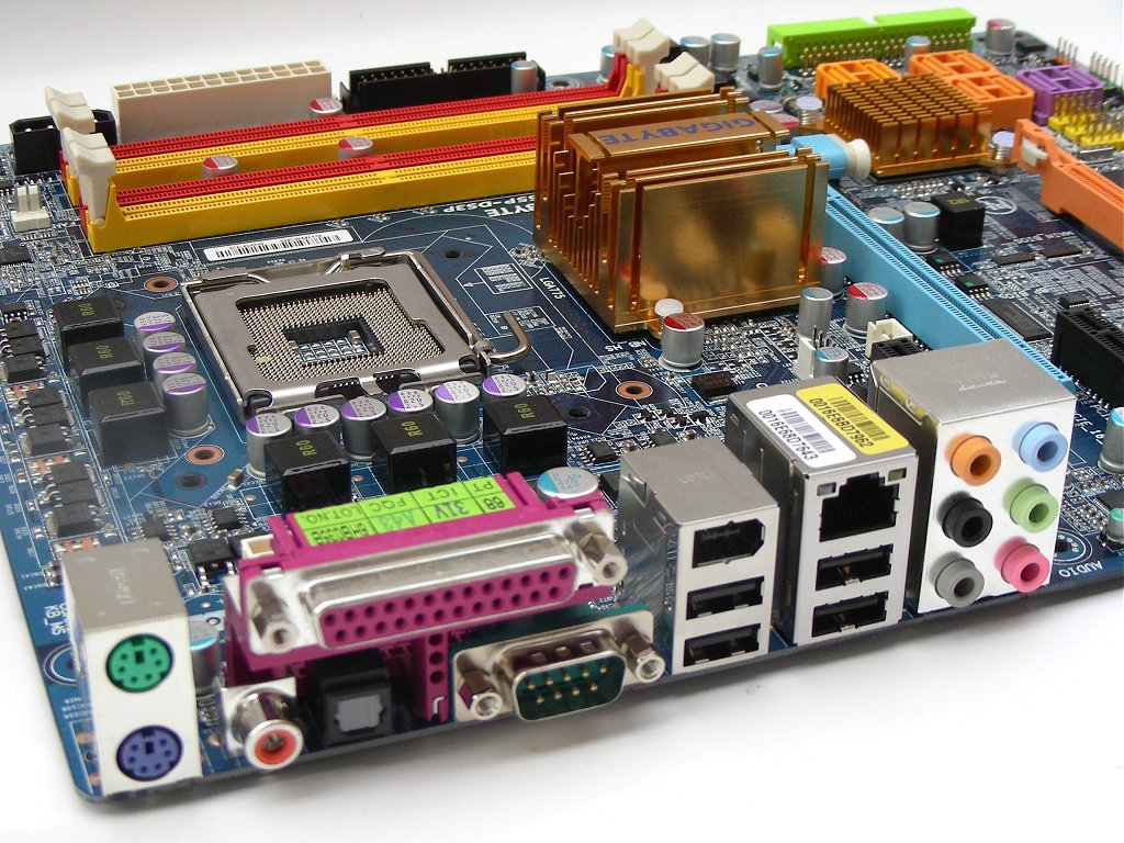 Gigabyte GA-965P-DS3P (rev. 2.0) 64x