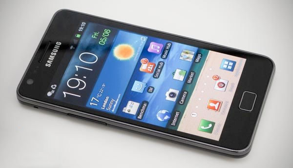 Samsung Galaxy S II Android Smartphone Review