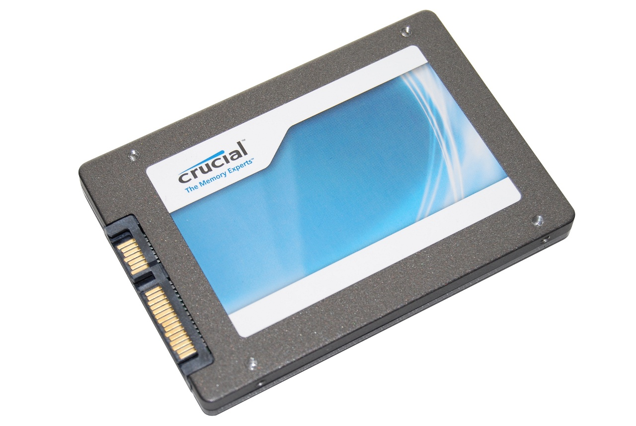 Crucial m4 256GB SSD Review Photo Gallery - TechSpot