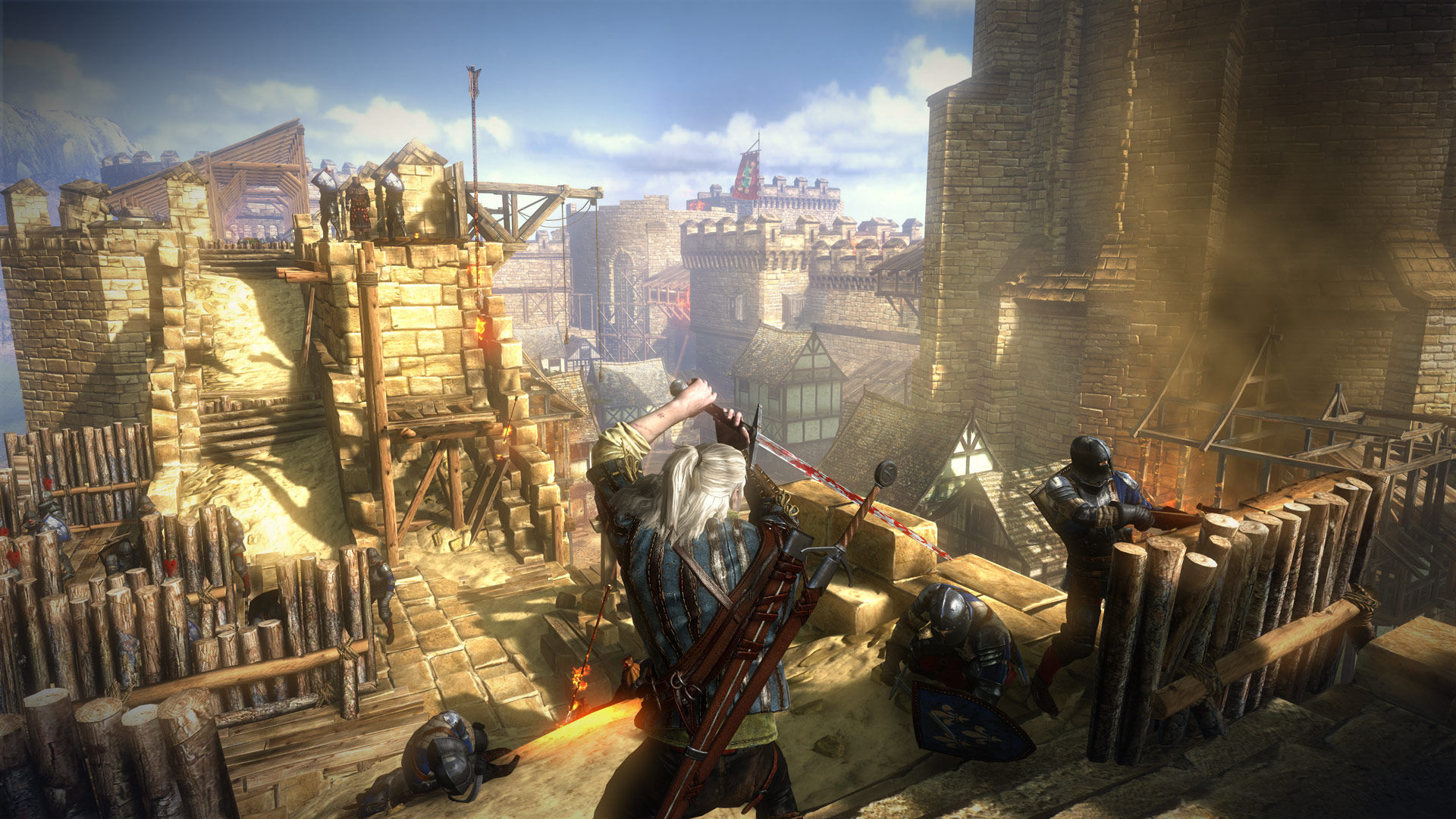 The Witcher 2 Assassins Of Kings Gpu Cpu Performance