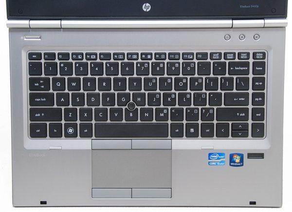HP EliteBook 8460p Notebook Review - TechSpot