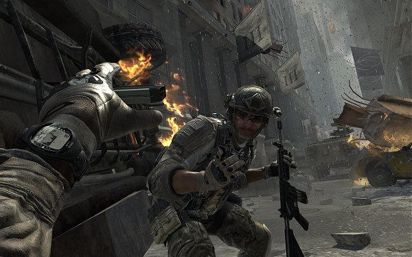 Call Of Duty Modern Warfare 3 Performance Test Techspot