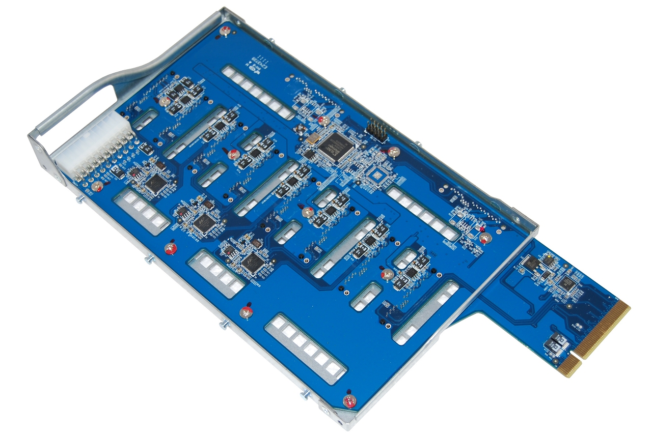Testing 10 Gigabit Ethernet Performance: QNAP TS-879 Pro